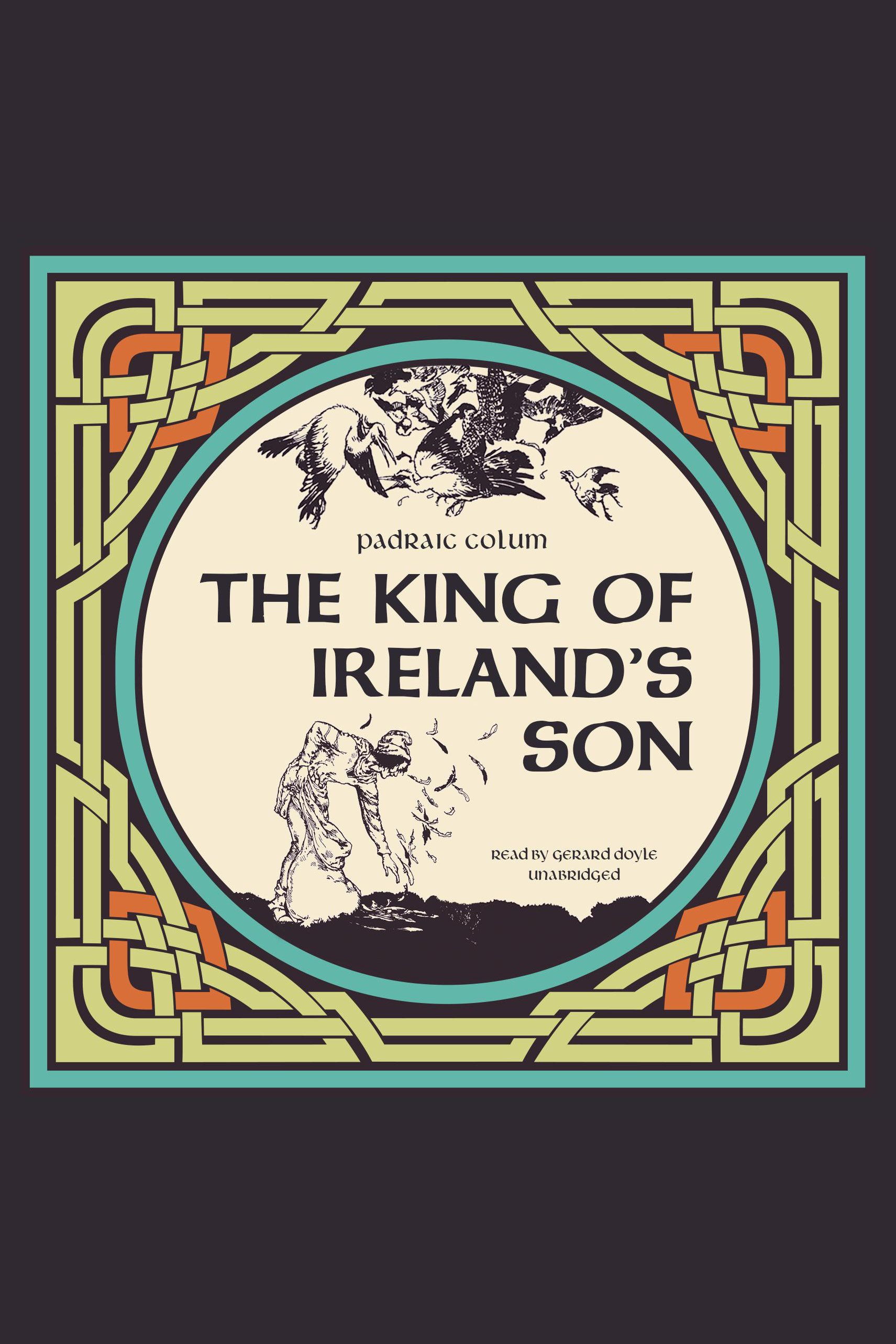 The king of Ireland's son cover image