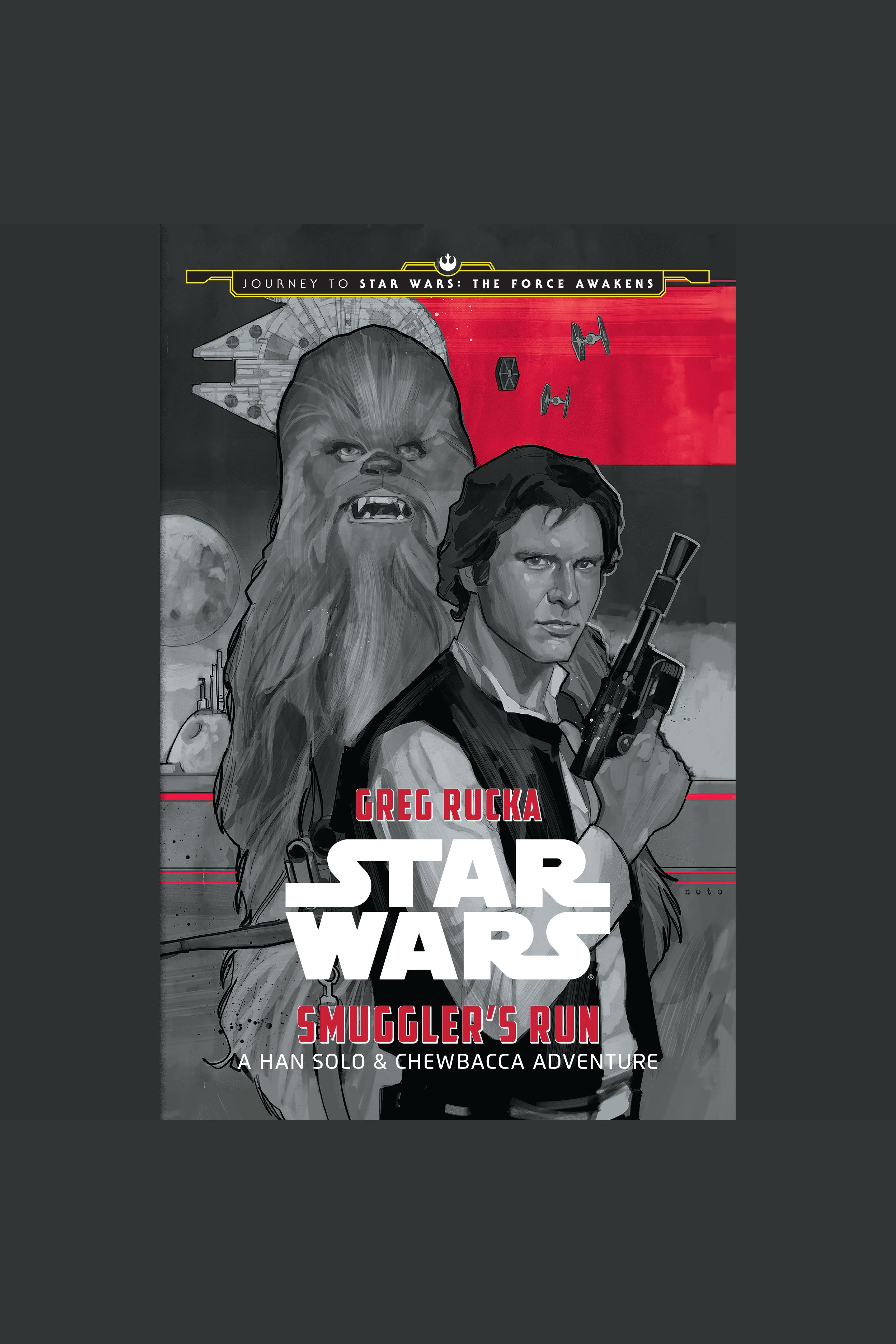Star Wars Smuggler's run a Han Solo & Chewbacca adventure cover image