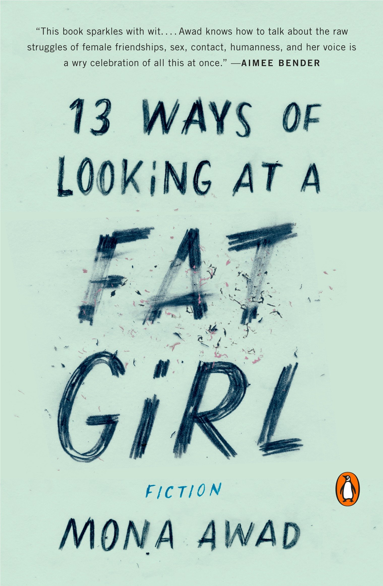 13 Ways of Looking at a Fat Girl A Novel
