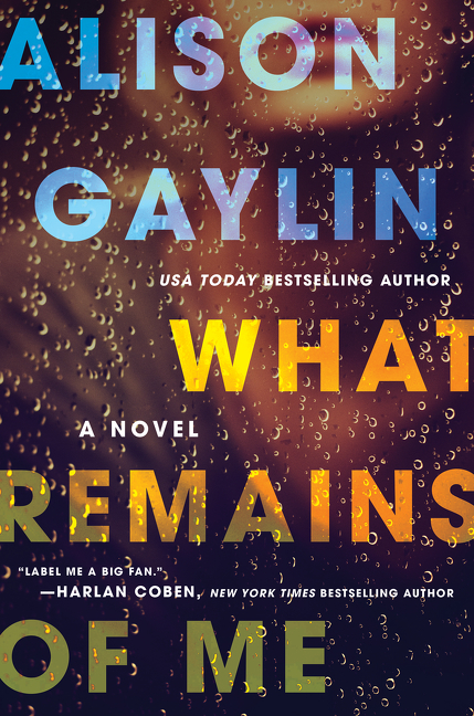 What remains of me cover image