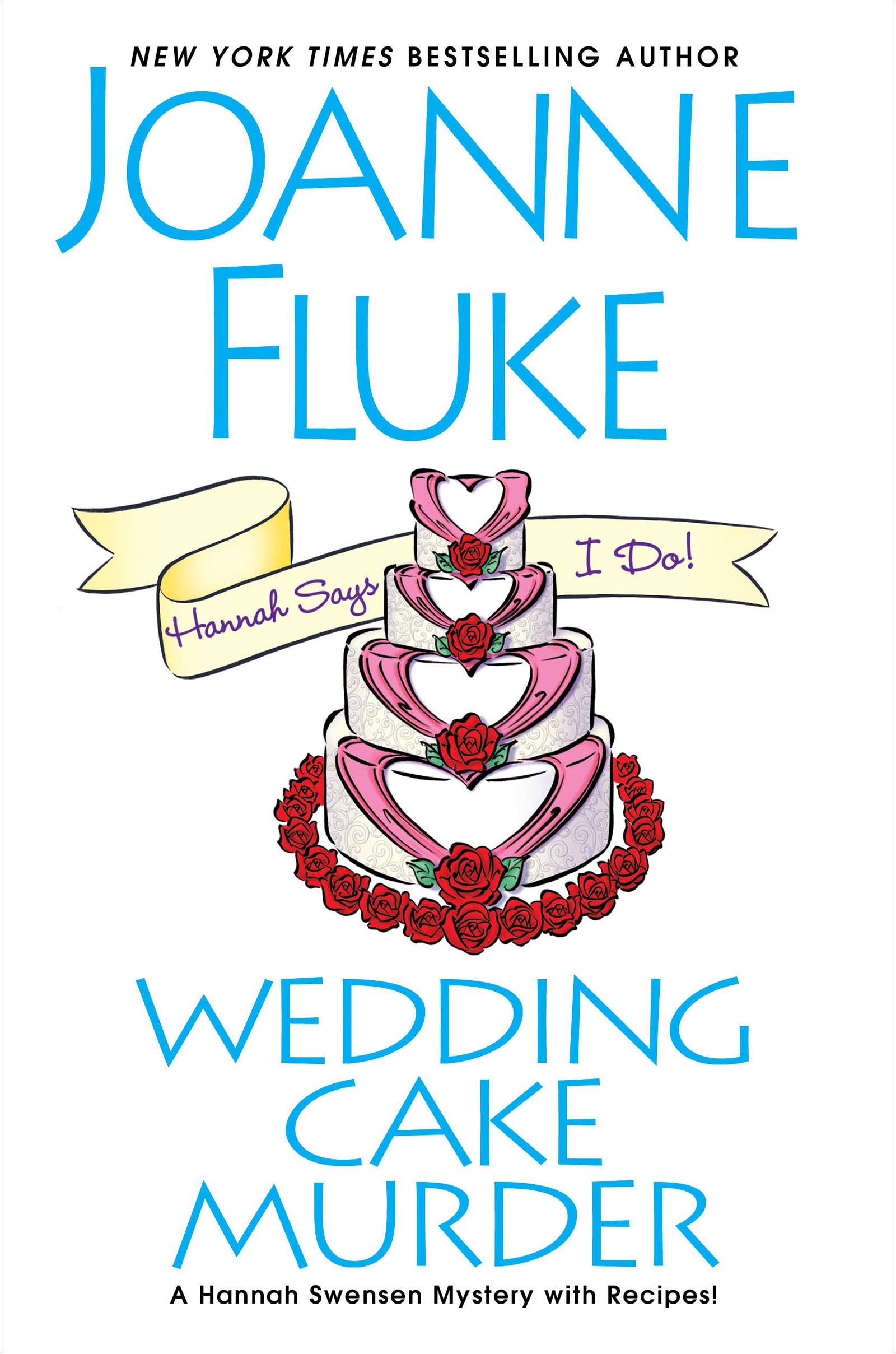 Wedding cake murder cover image