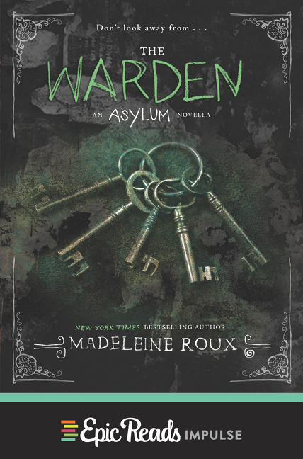 The warden cover image