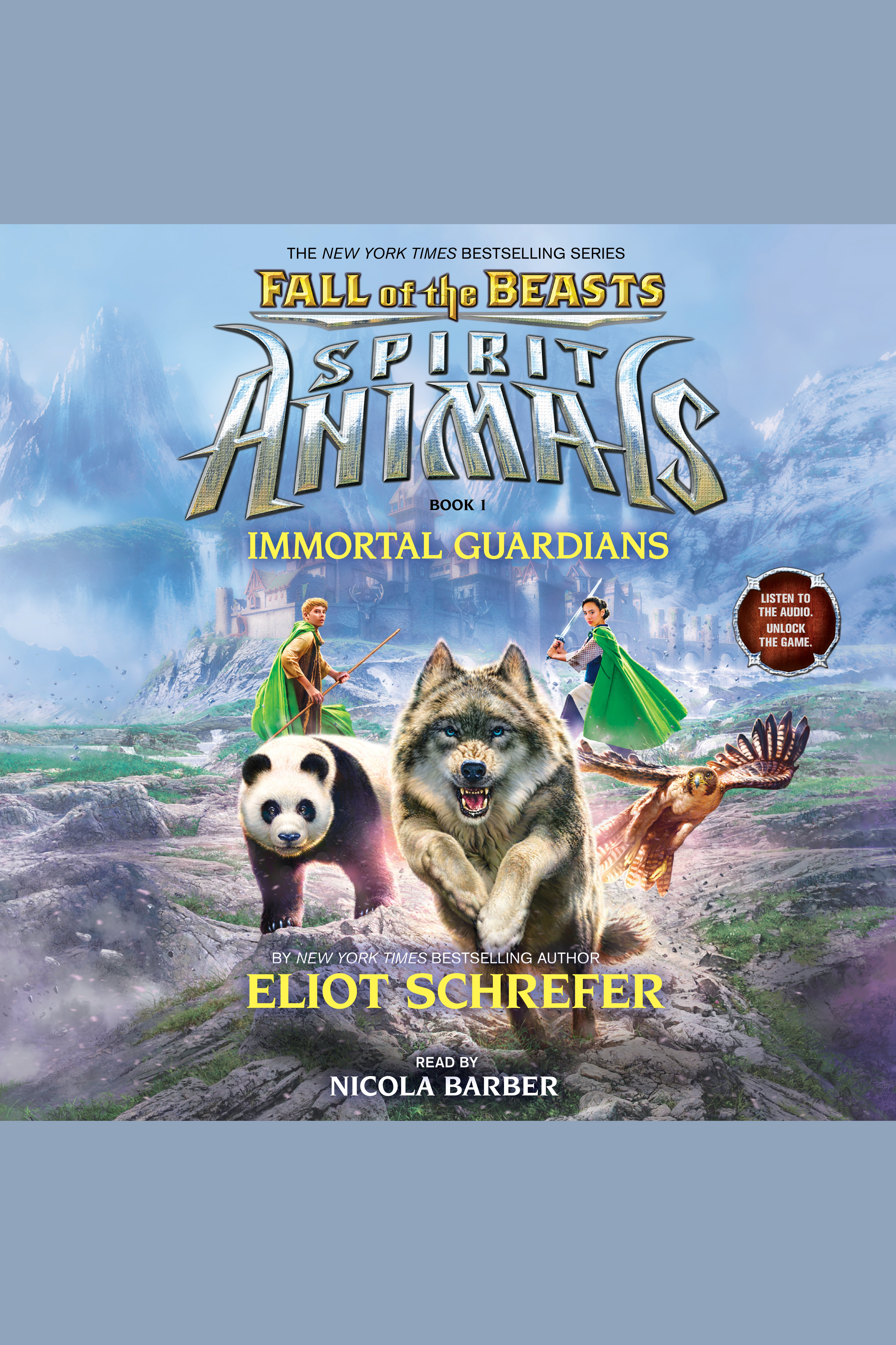 Spirit Animals: Fall of the Beasts, Book 1 cover image
