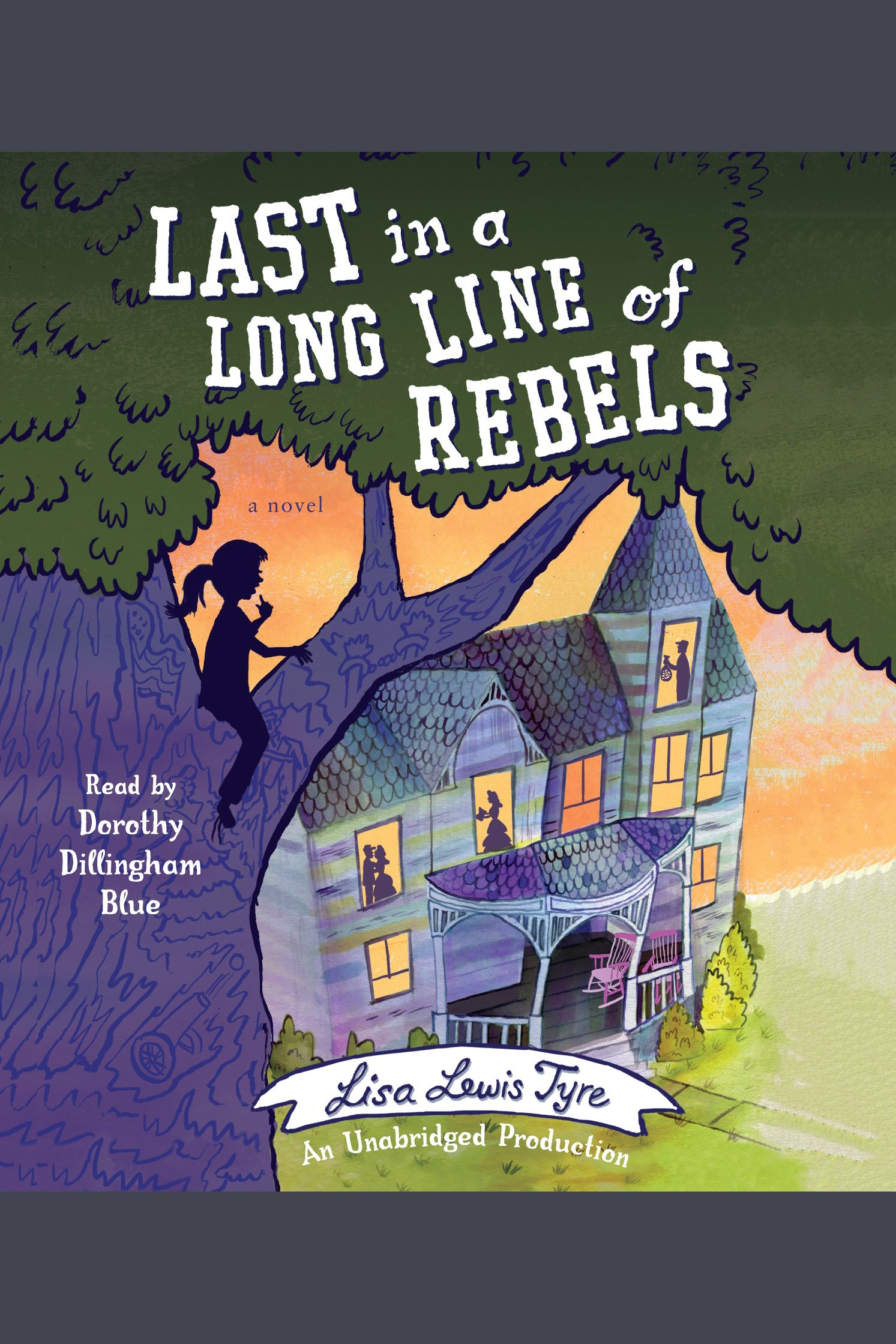 Last in a long line of rebels cover image