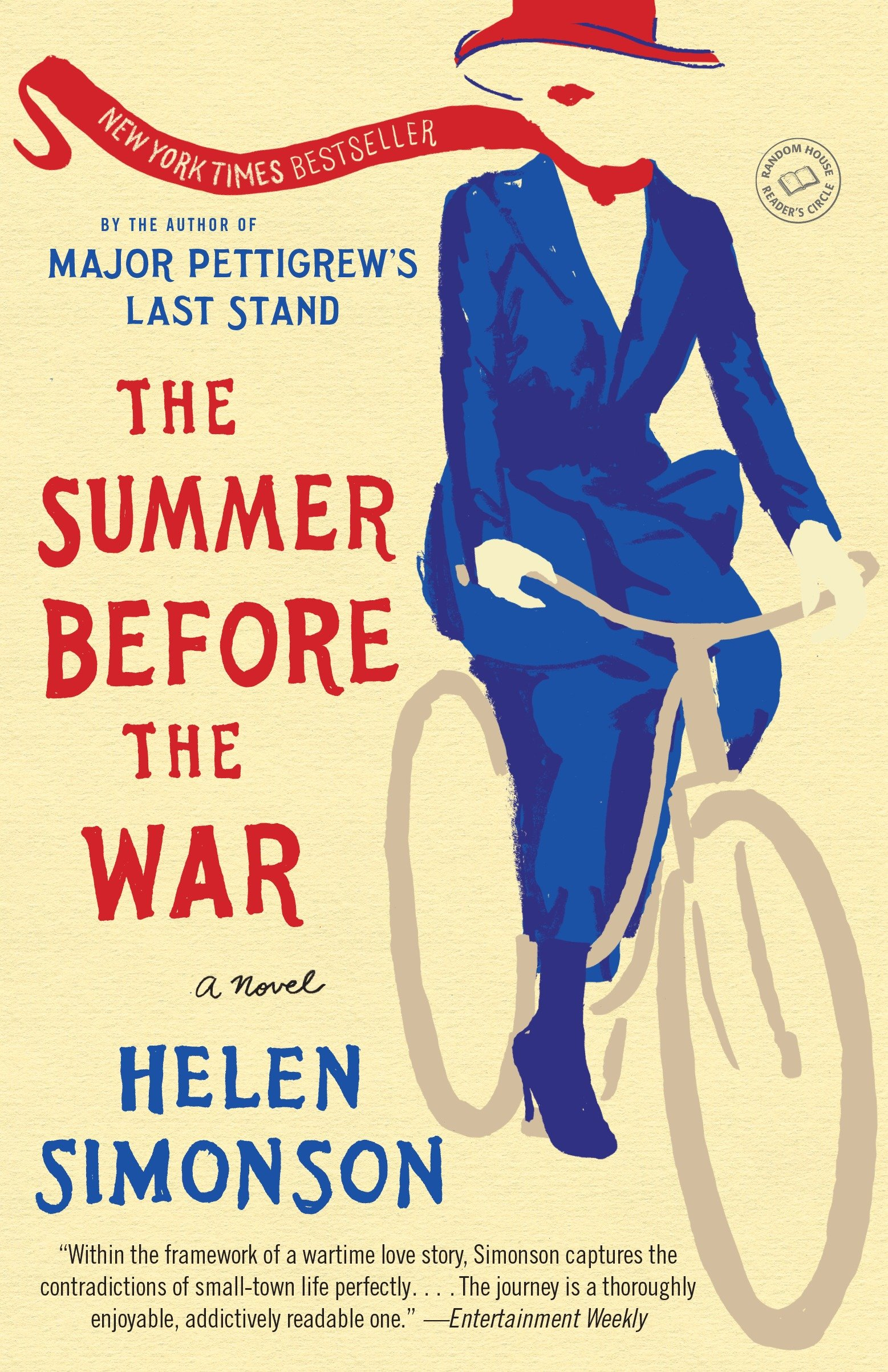 The summer before the war : a novel