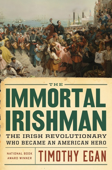 The immortal Irishman : the Irish revolutionary who became an American hero