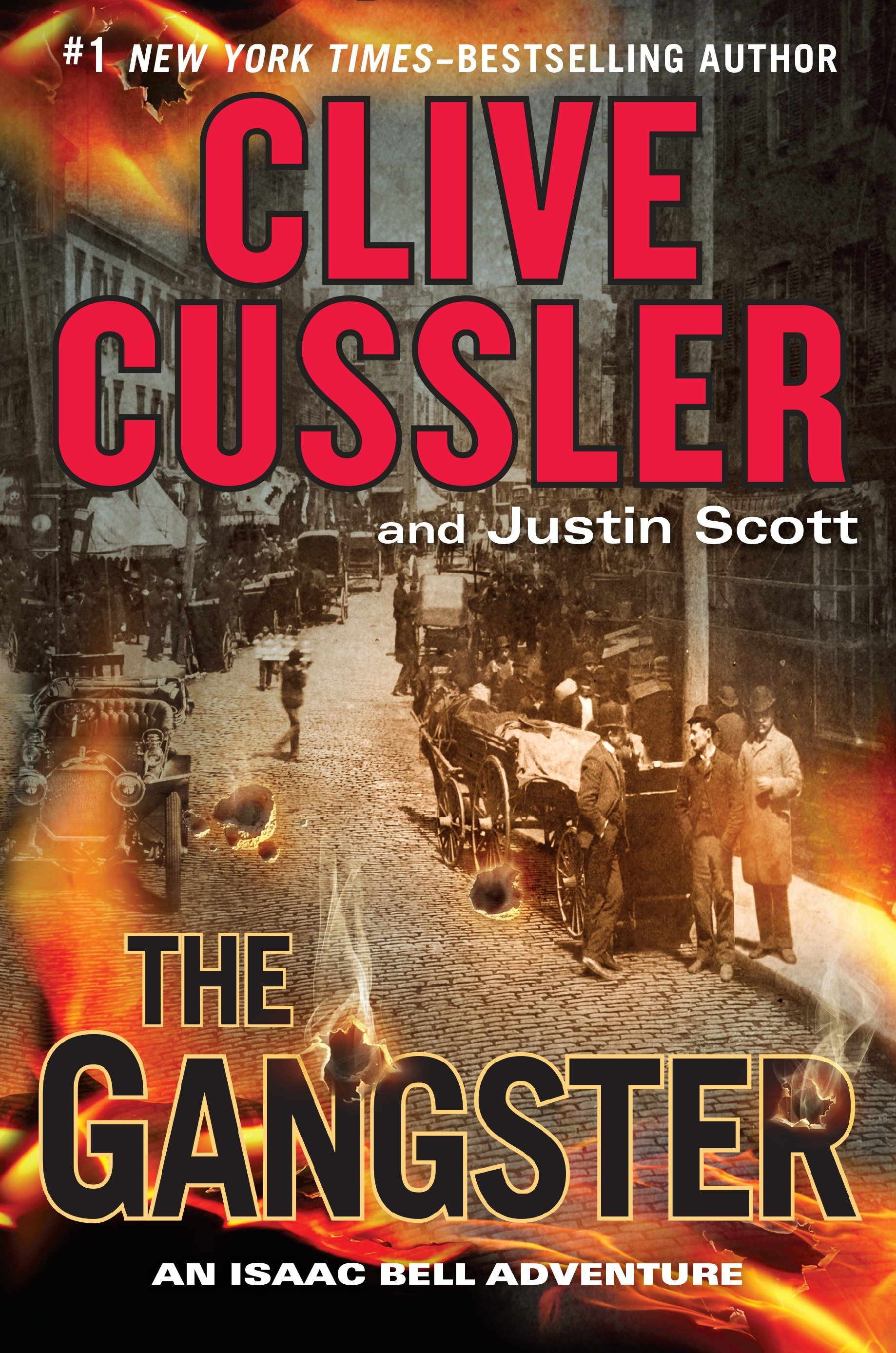 The gangster [an Isaac Bell adventure]