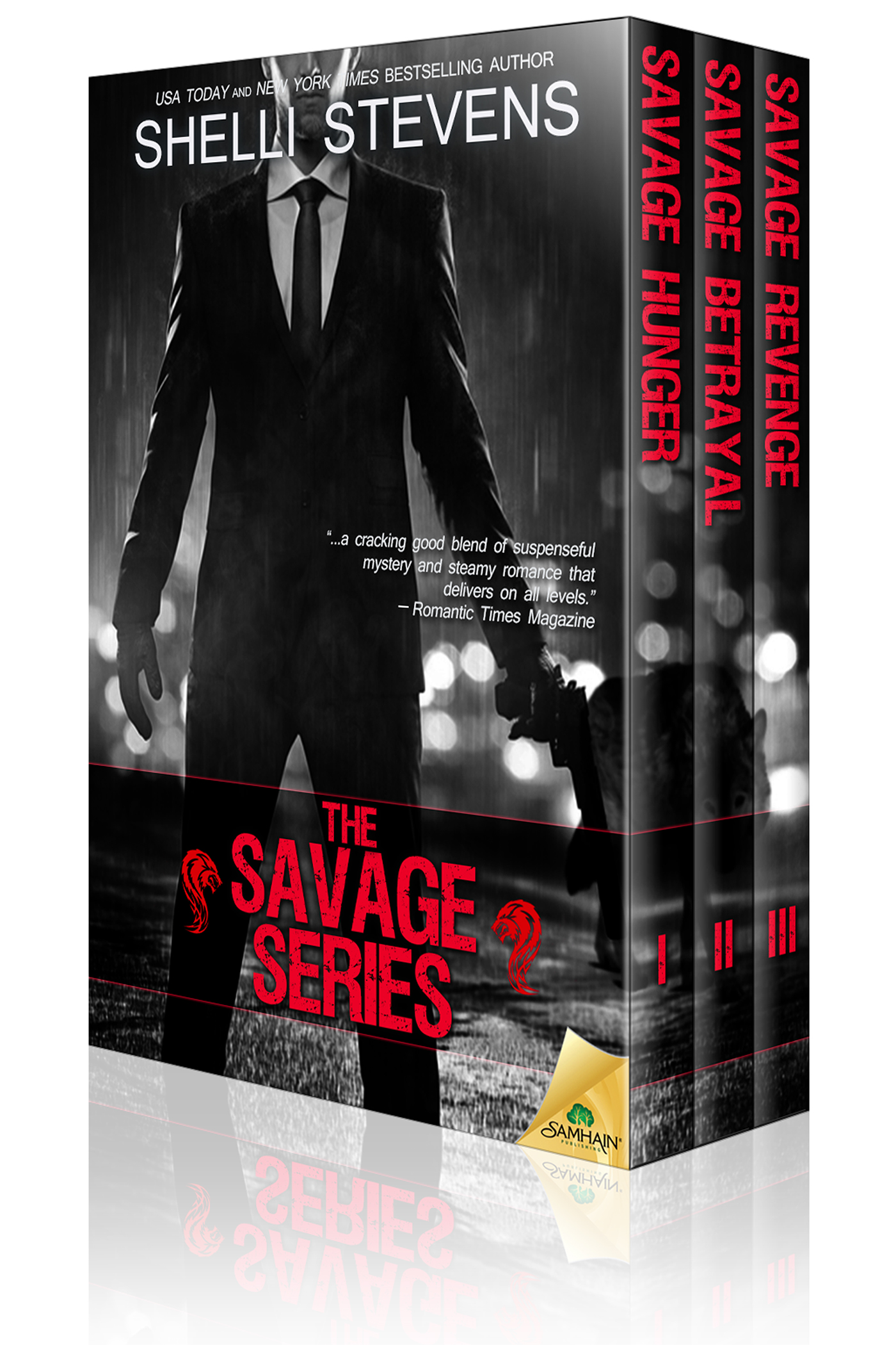 Savage: The Complete Series