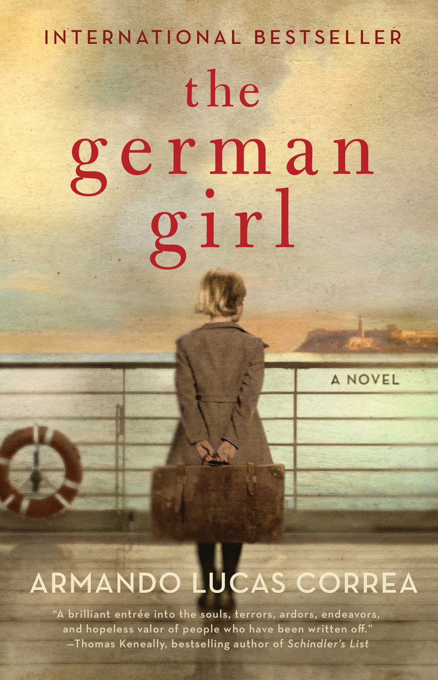 The German Girl A Novel