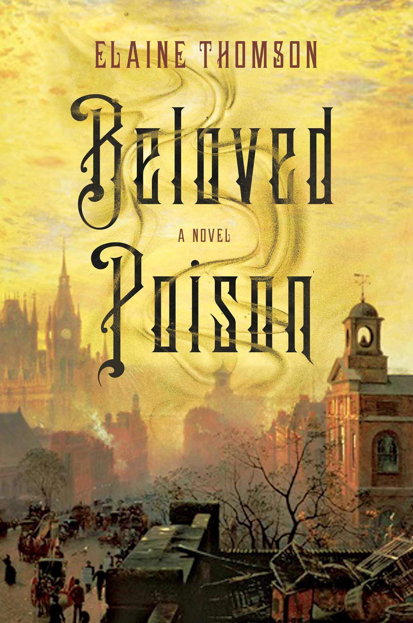 Beloved Poison: A Novel