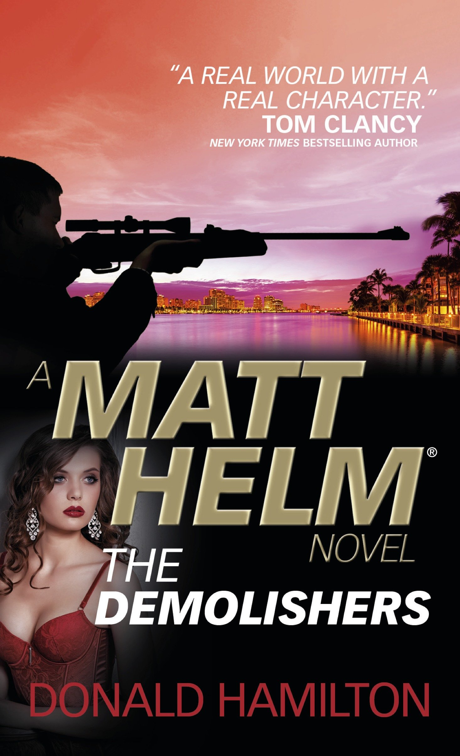 Matt Helm - The Demolishers