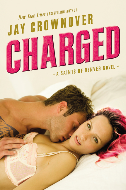 Charged cover image