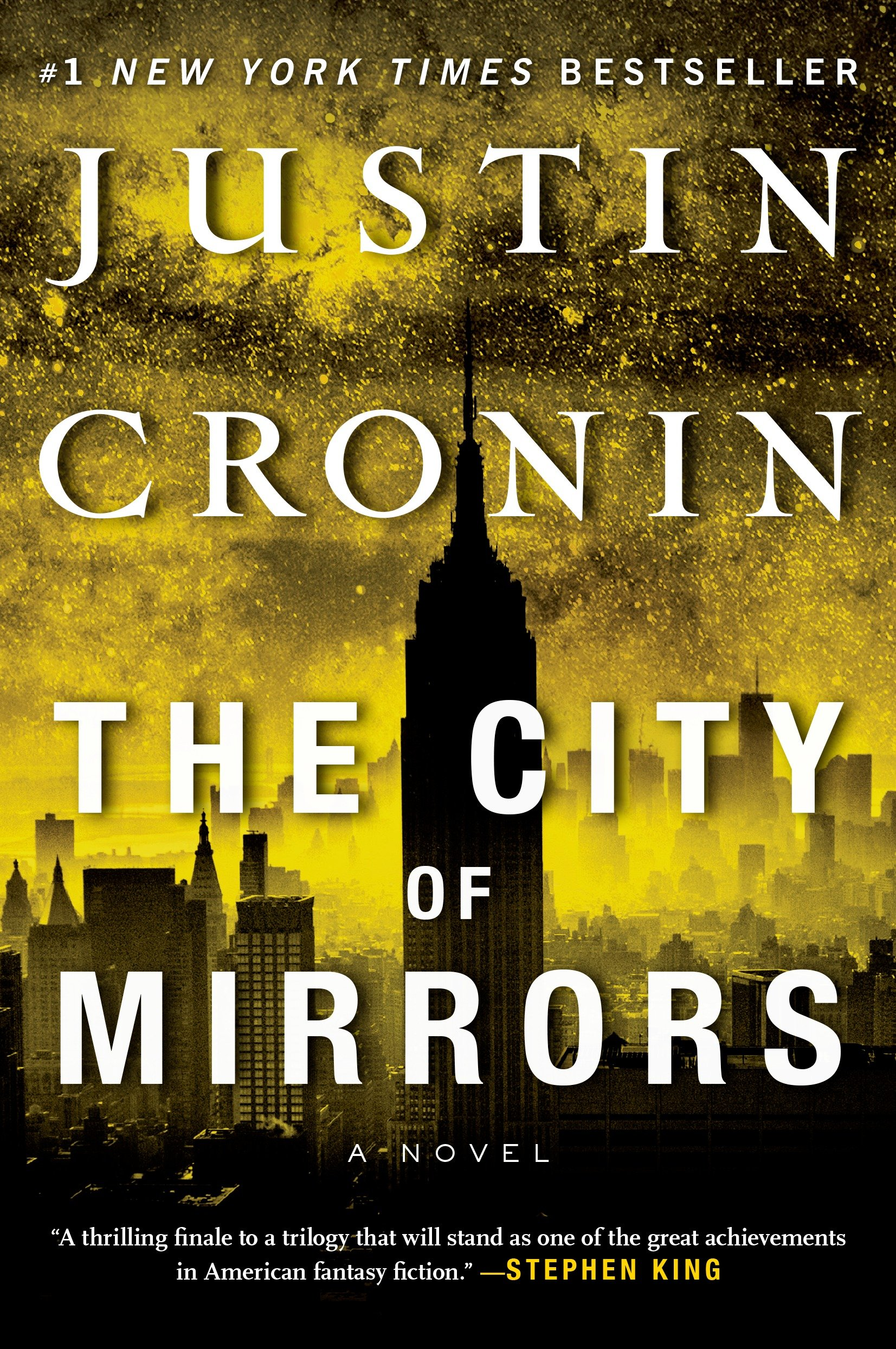 The City of Mirrors A Novel (Book Three of The Passage Trilogy)