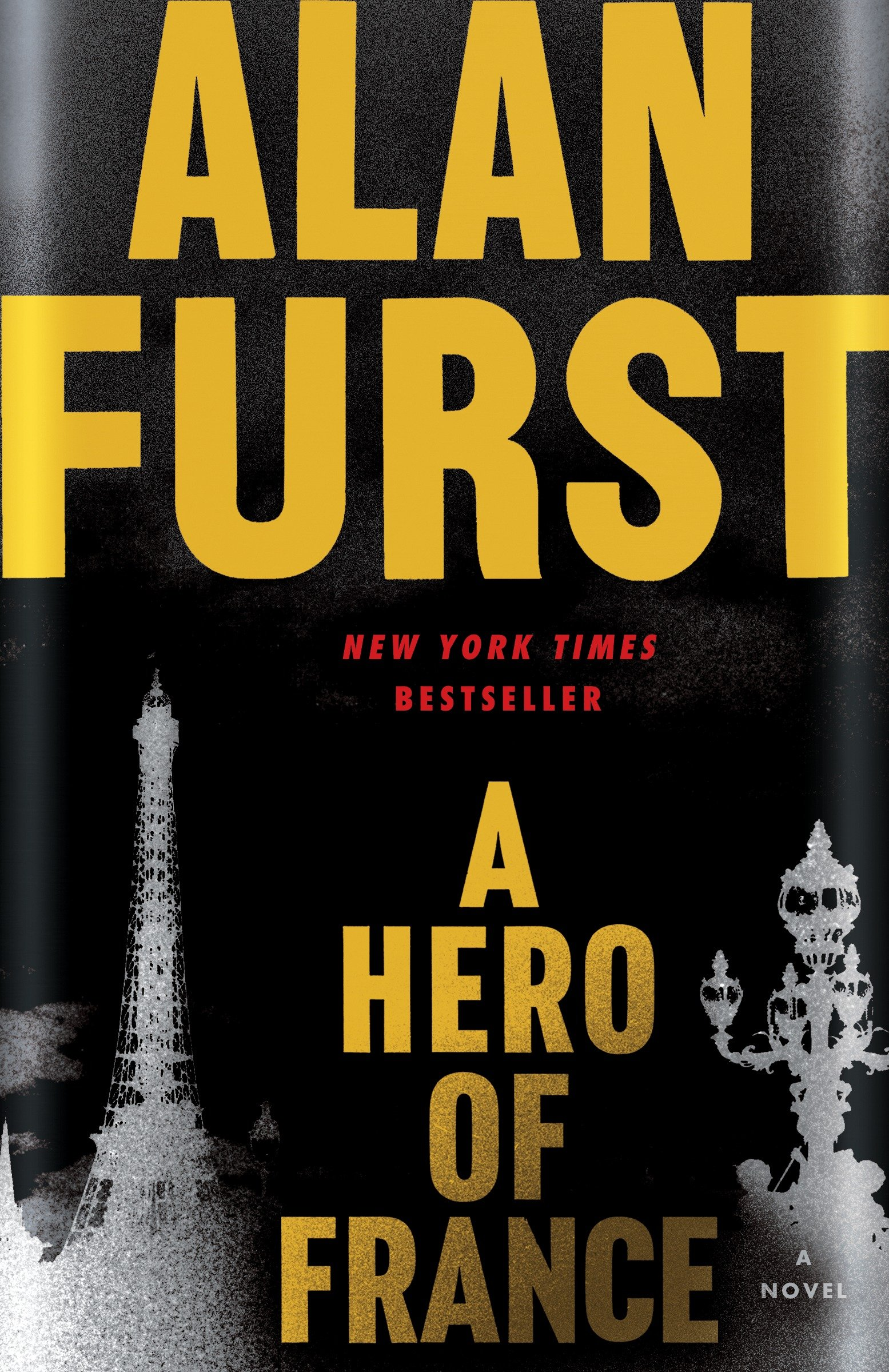 A hero of France cover image