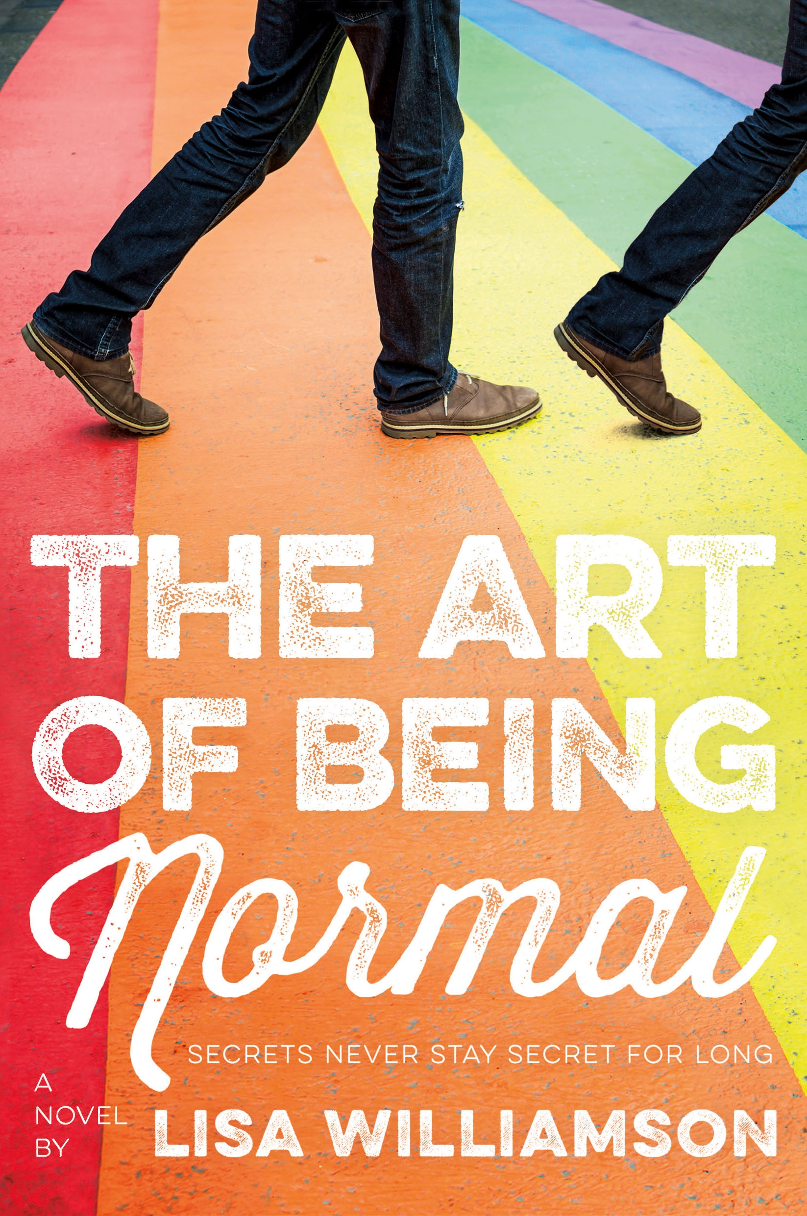 The Art of Being Normal A Novel