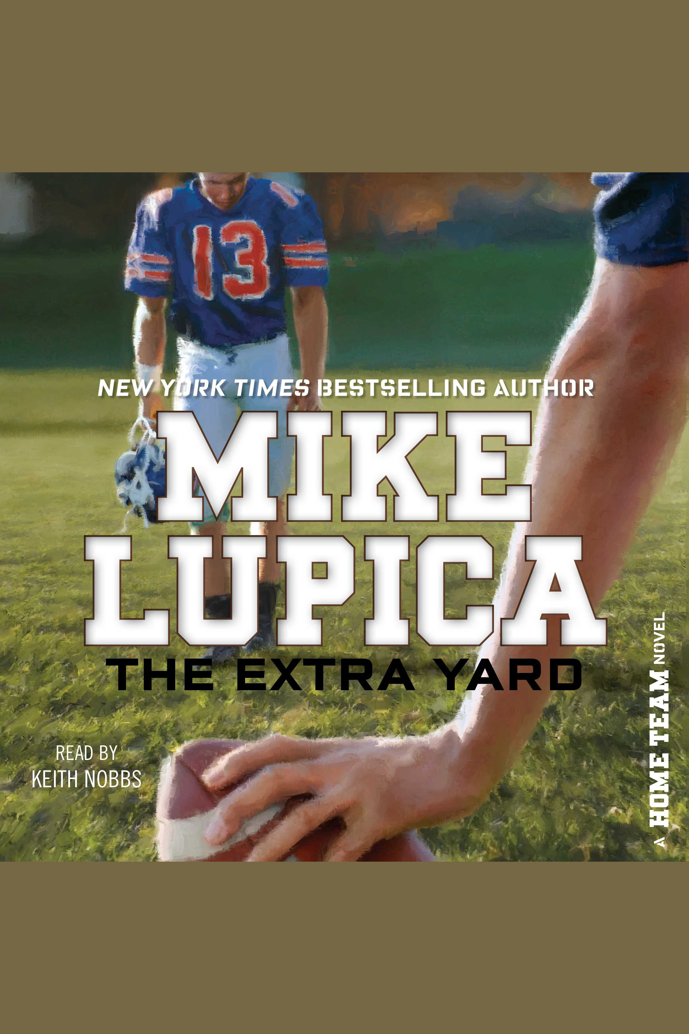 The extra yard cover image