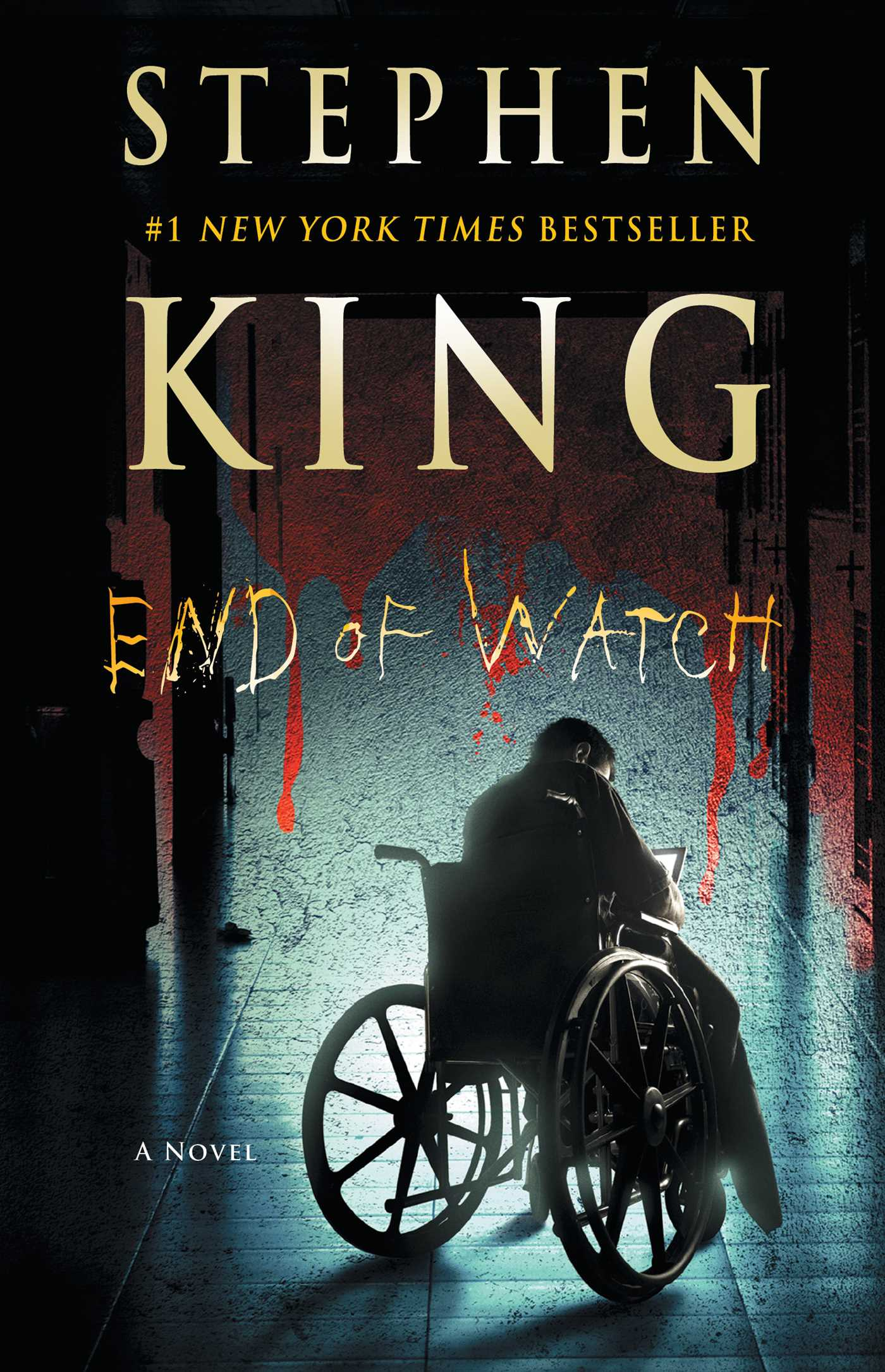 End of Watch A Novel