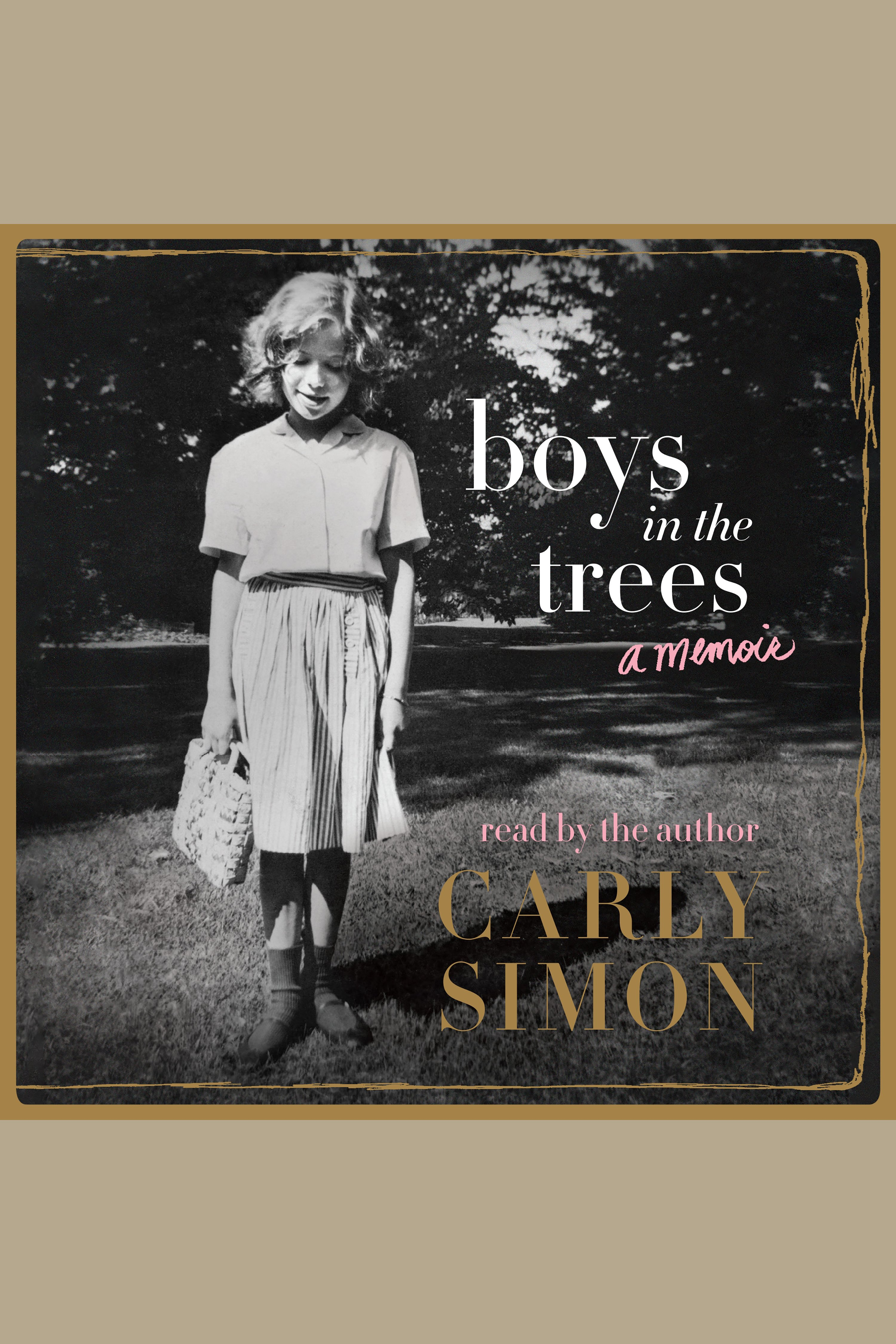 Boys in the trees a memoir cover image