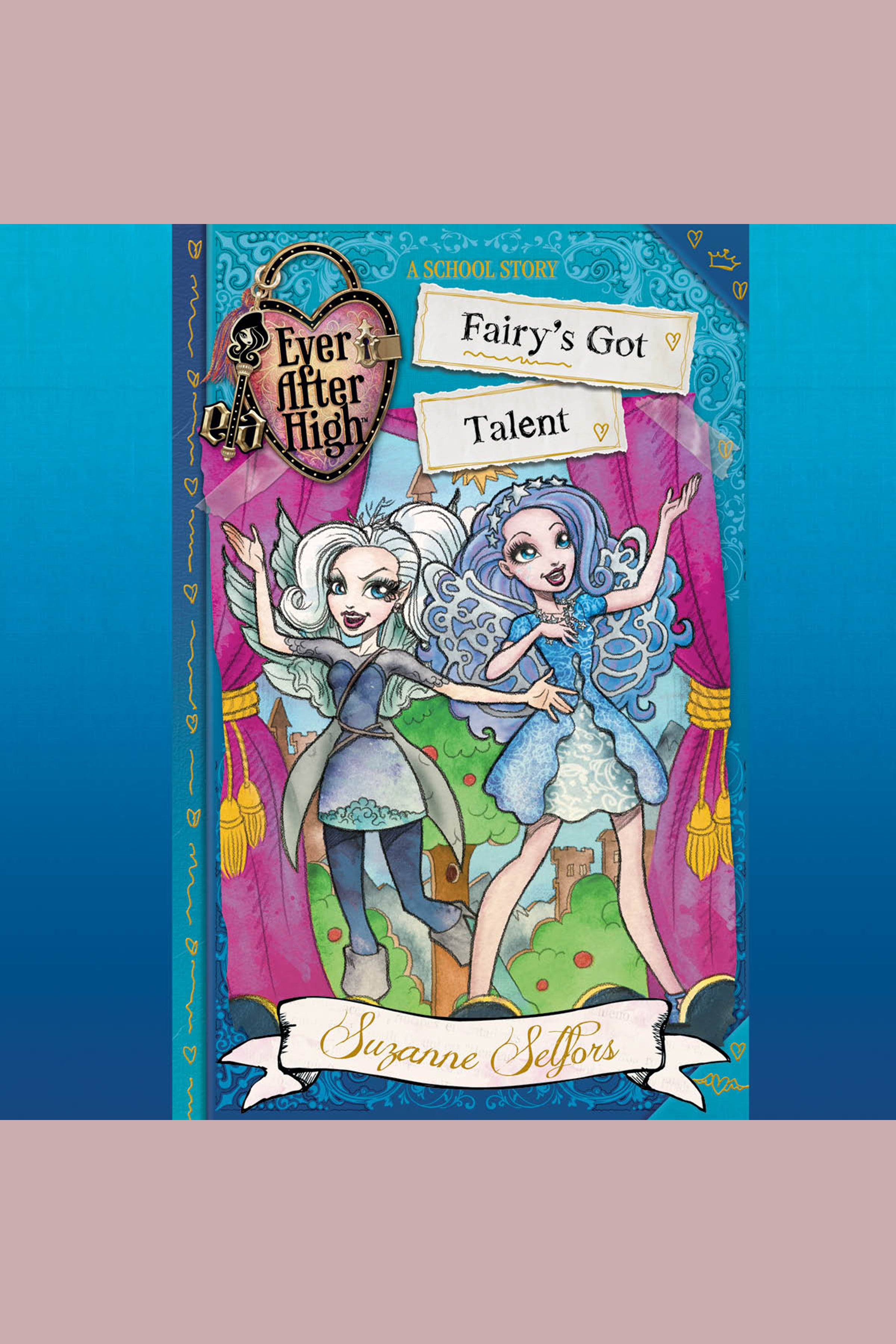 Fairy's got talent cover image