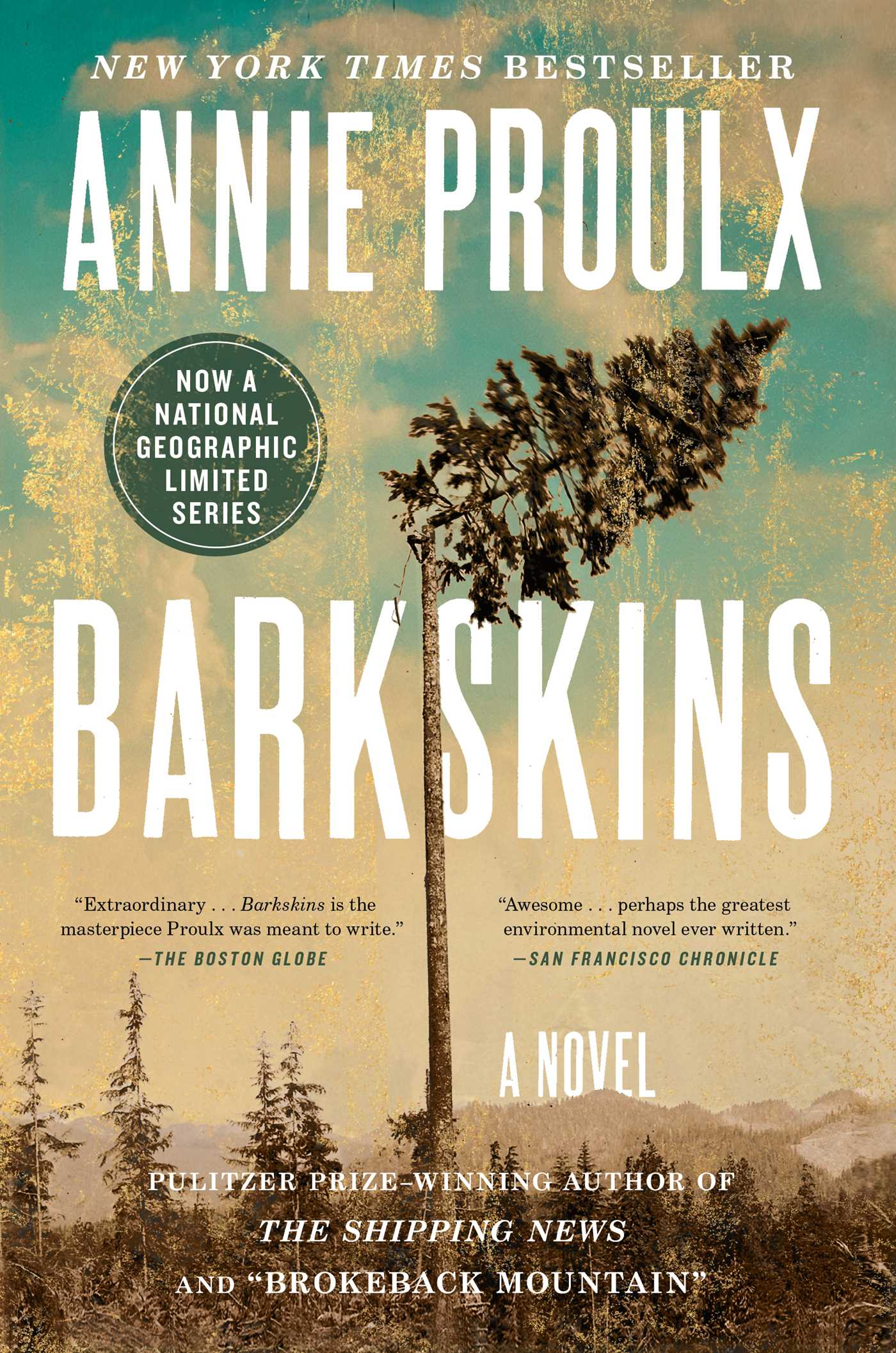 Barkskins A Novel