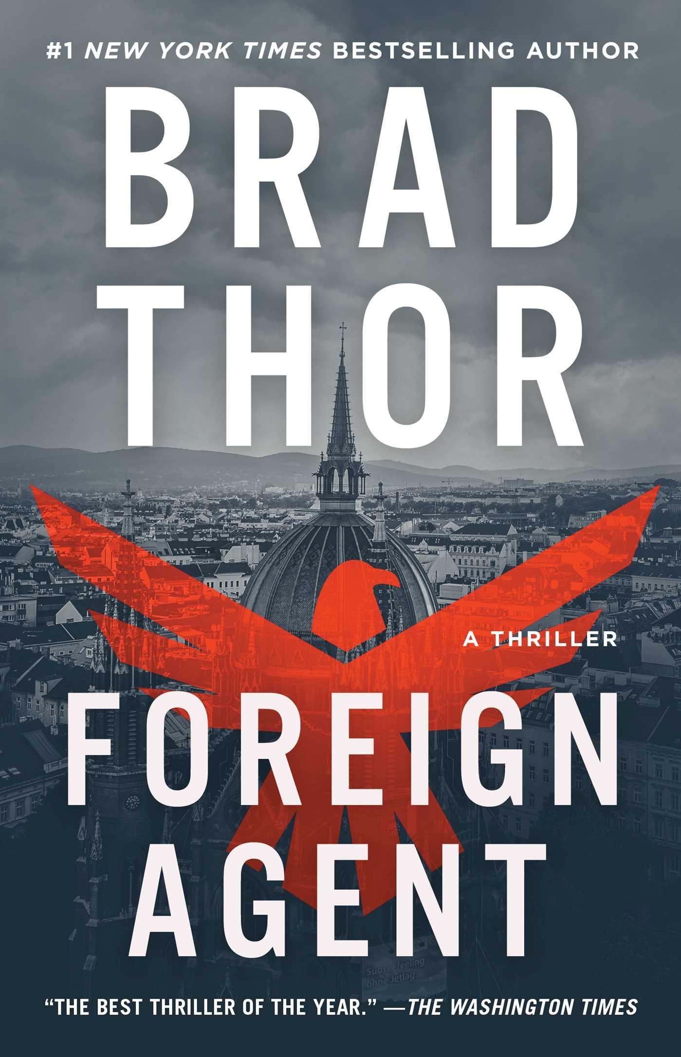 Foreign Agent A Thriller