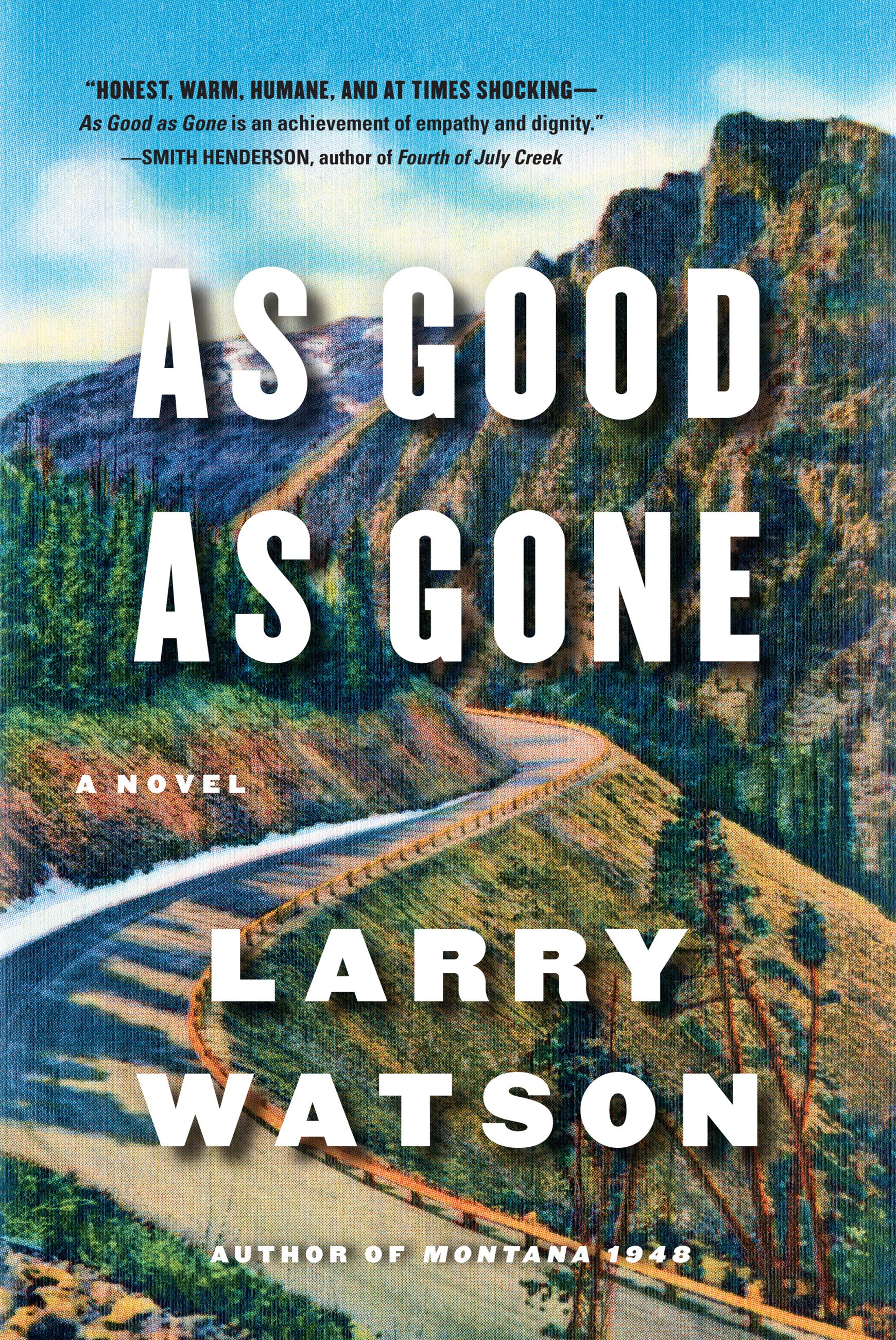 As Good as Gone A Novel