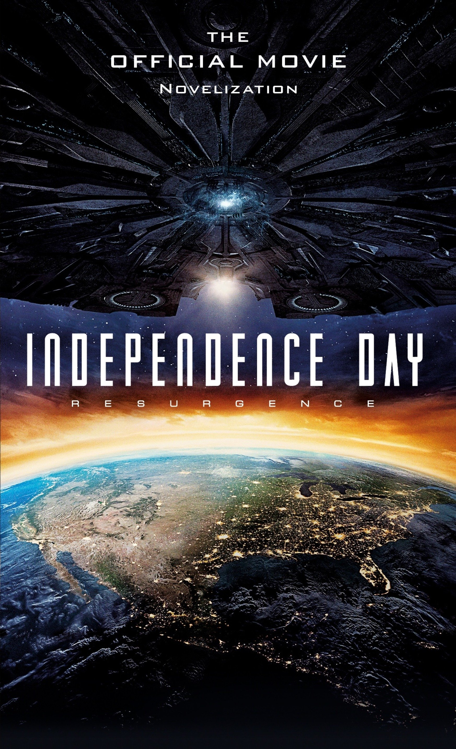 Independence day:  resurgence cover image