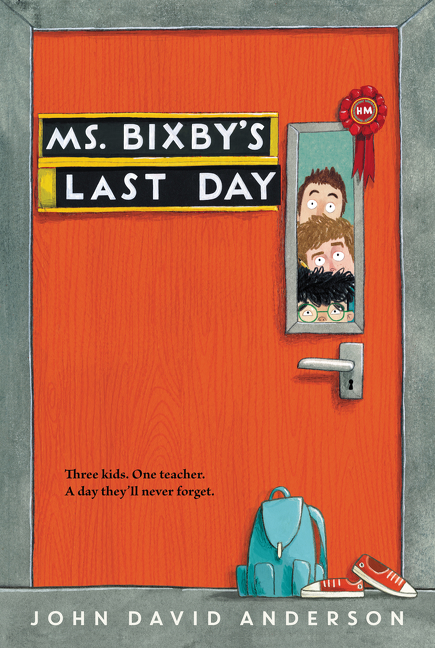 Ms. Bixby's last day cover image