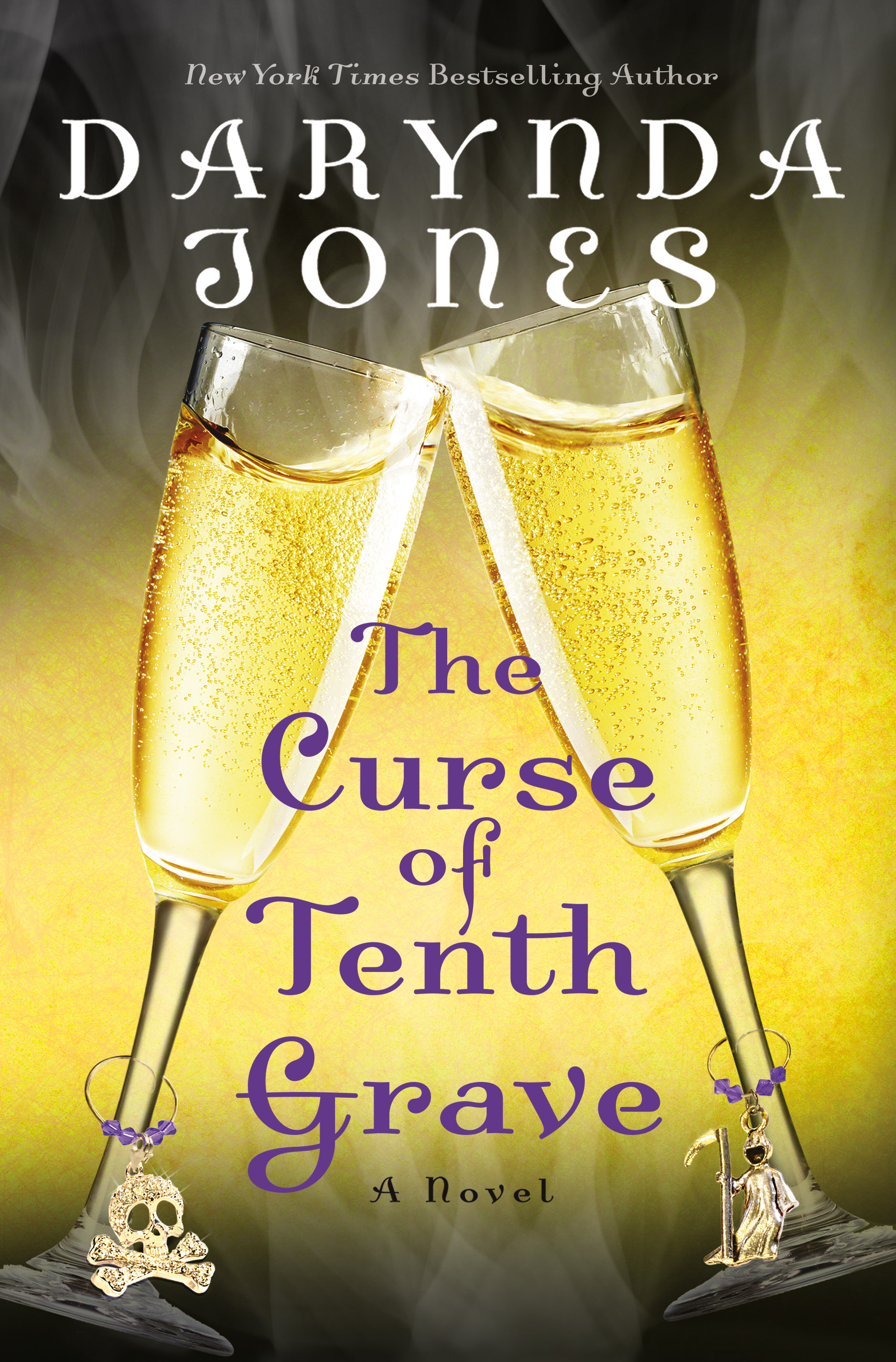 The Curse of Tenth Grave A Novel