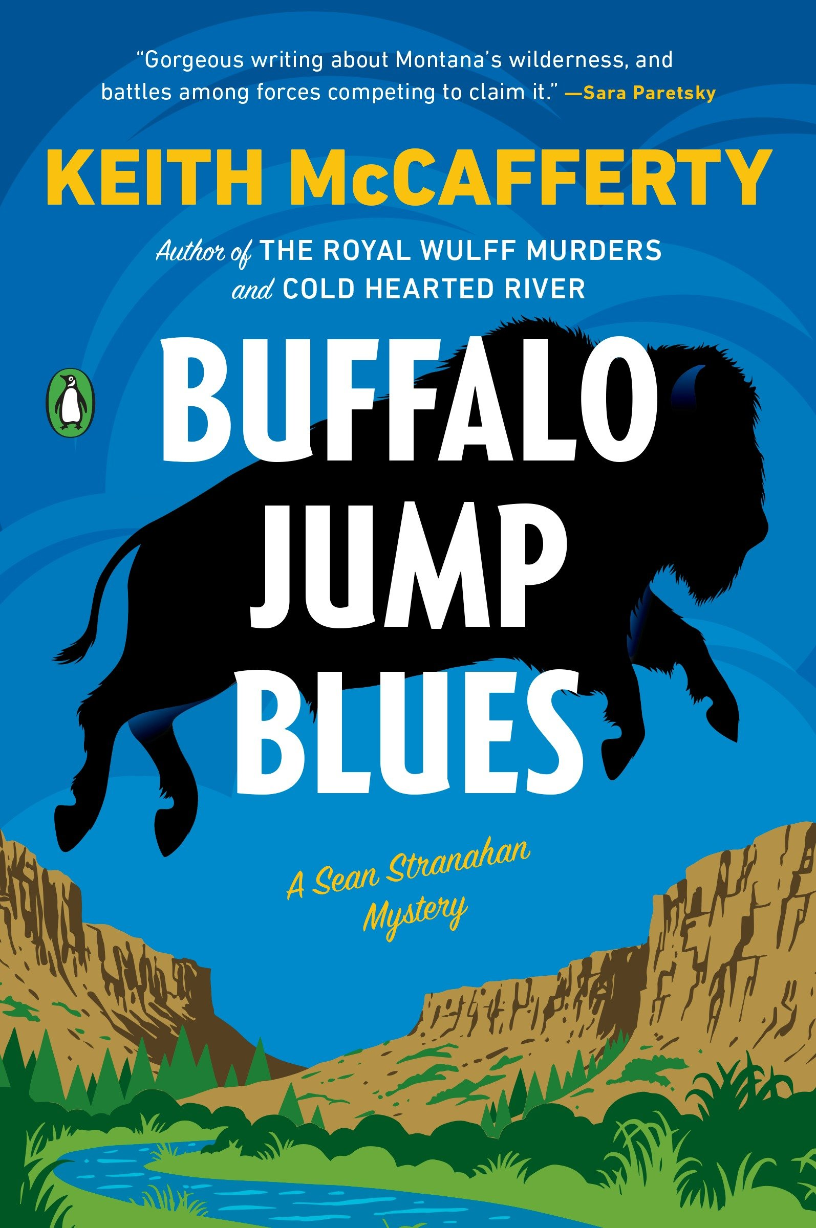 Buffalo Jump Blues A Sean Stranahan Mystery