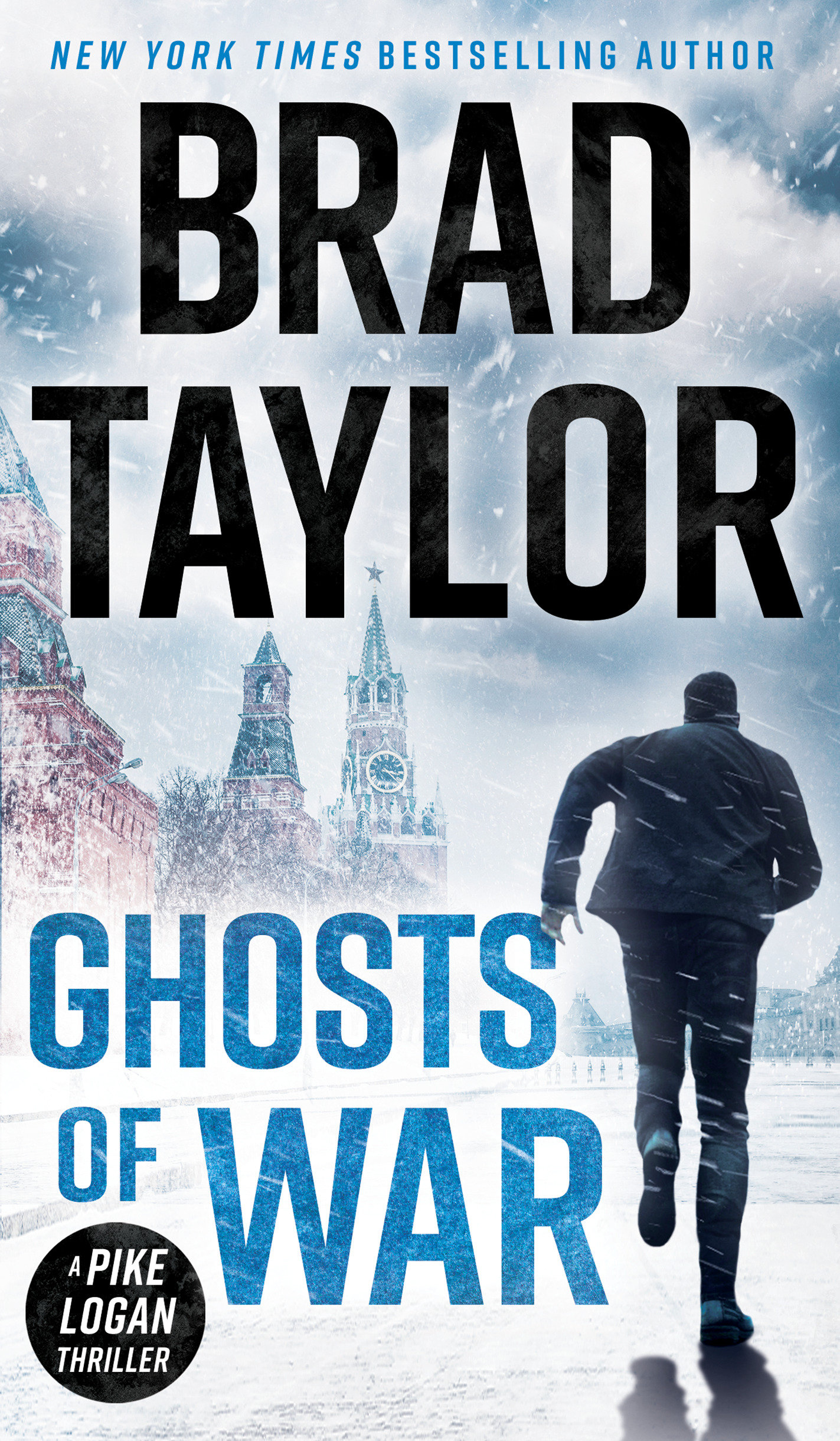 Ghosts of War A Pike Logan Thriller