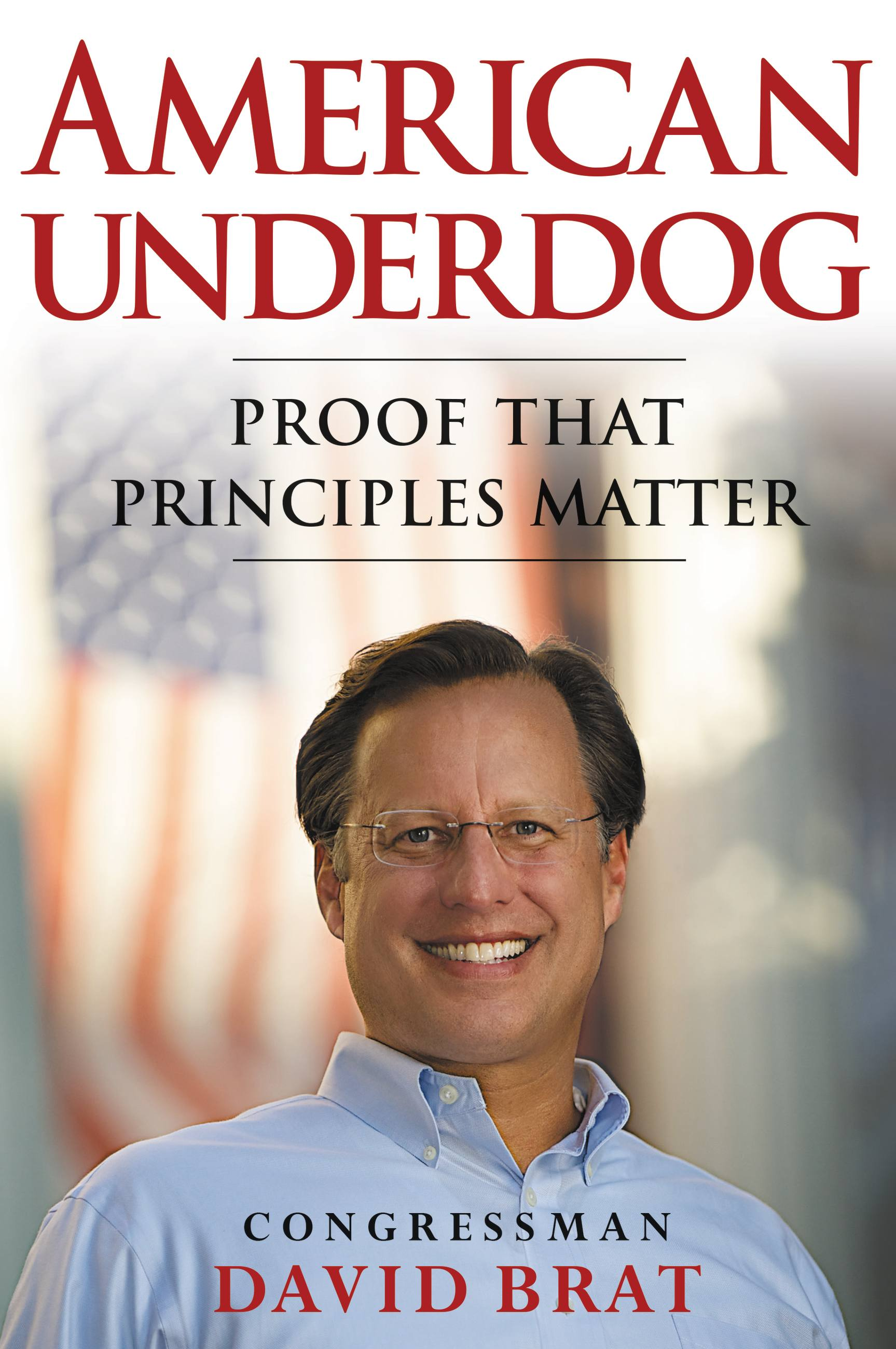 American Underdog Proof That Principles Matter