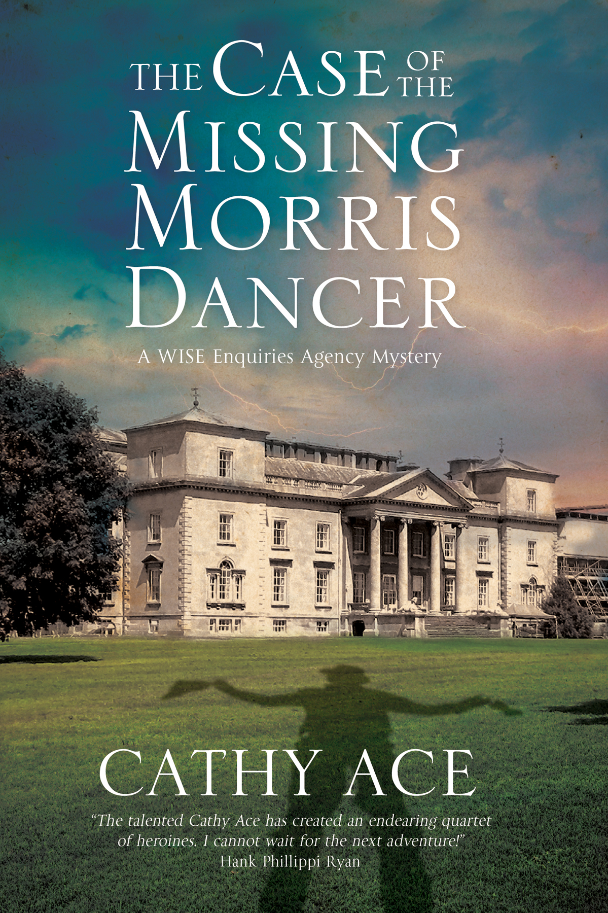 The Case of the Missing Morris Dancer A cozy mystery set in Wales