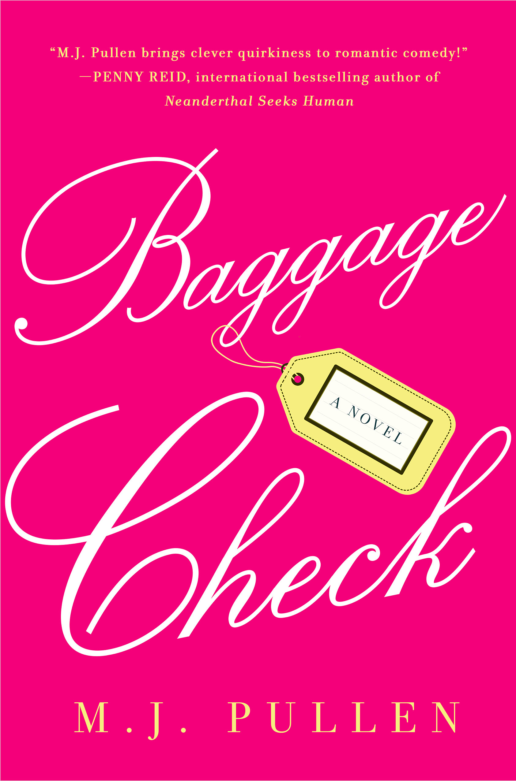 Baggage Check A Novel