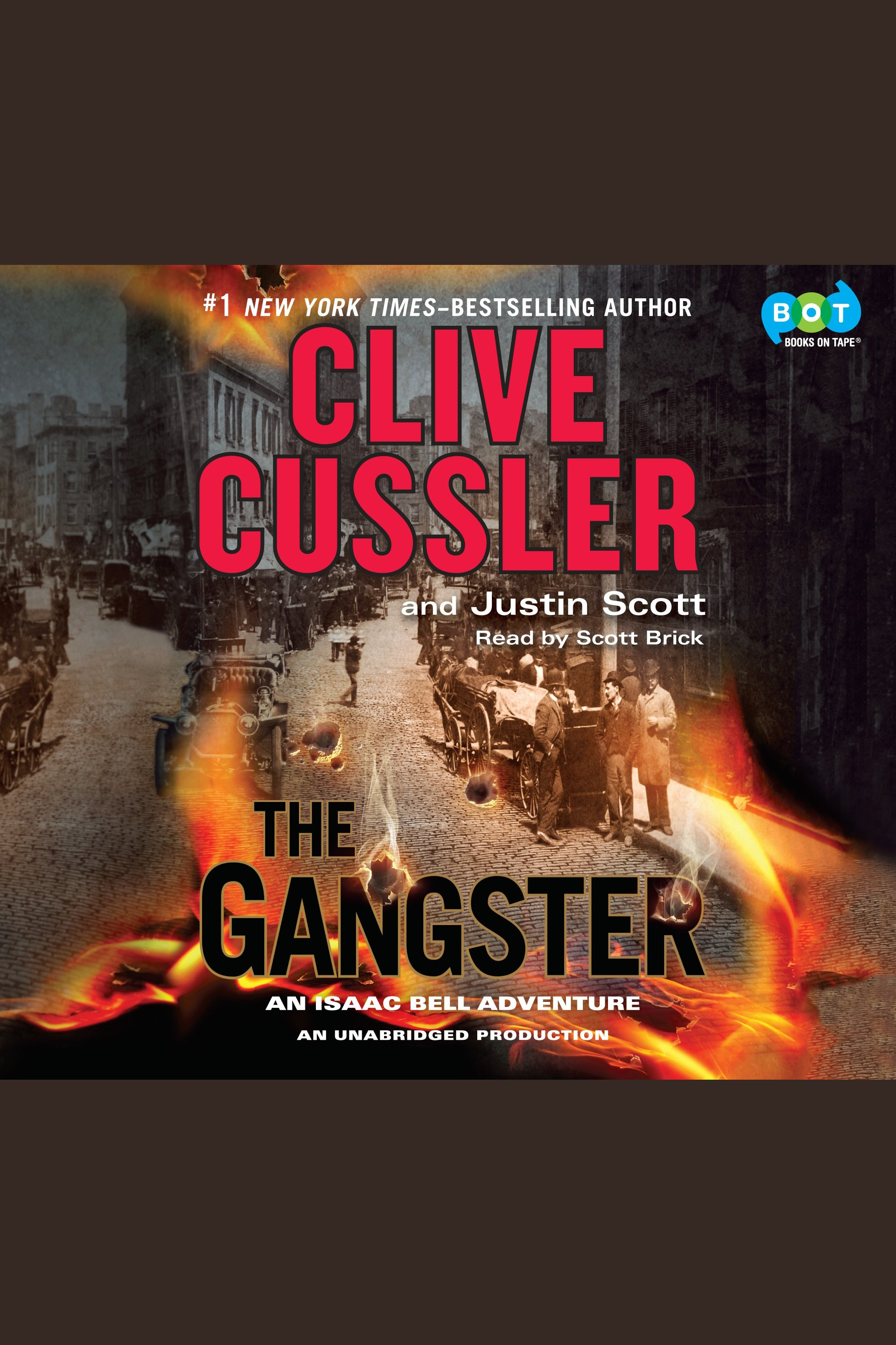 The gangster cover image