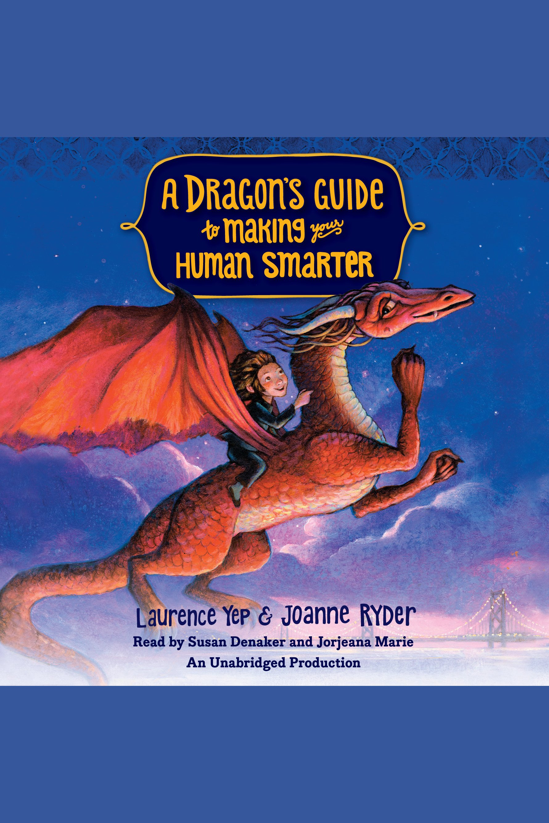 A dragon's guide to making your human smarter cover image