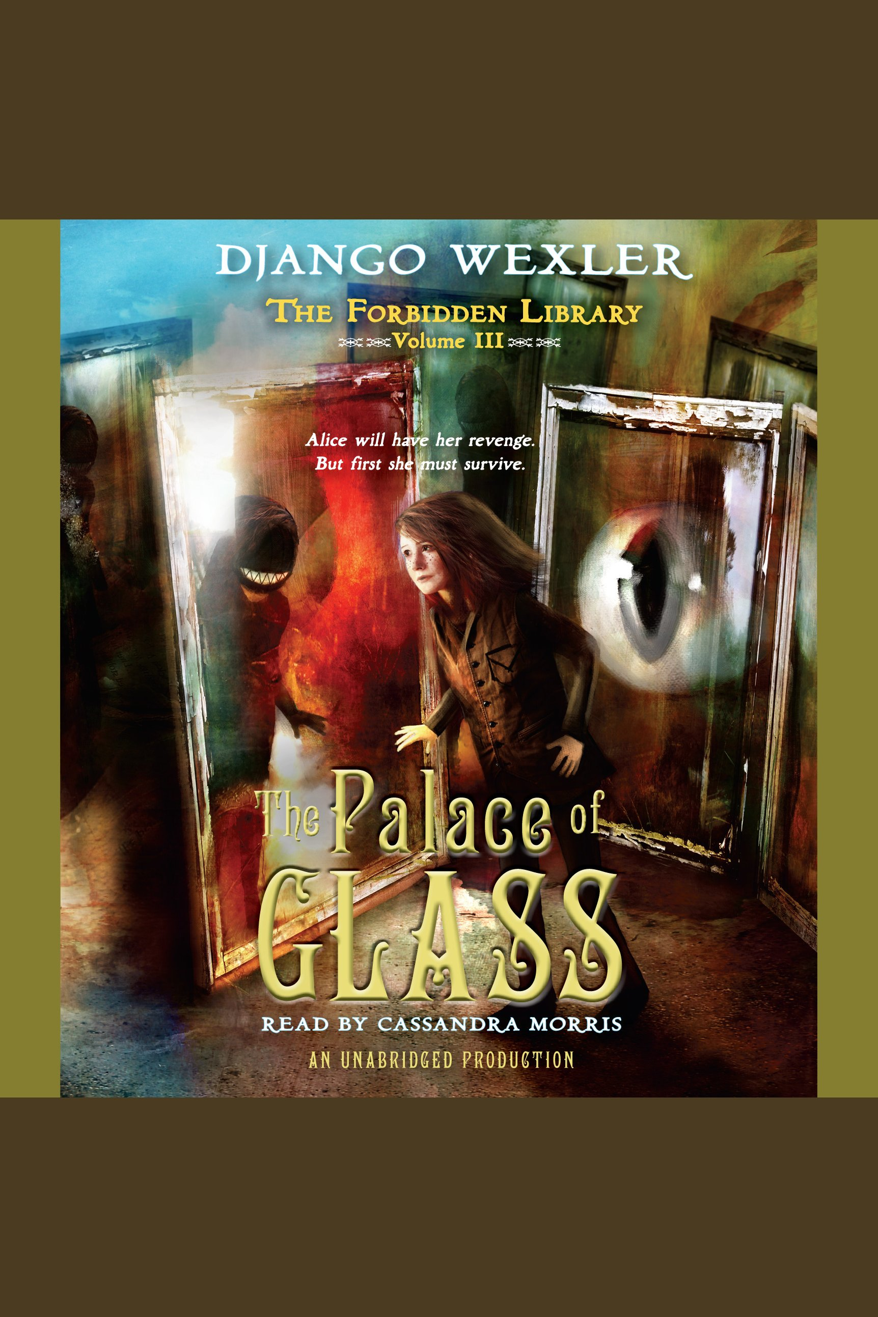 The palace of glass cover image