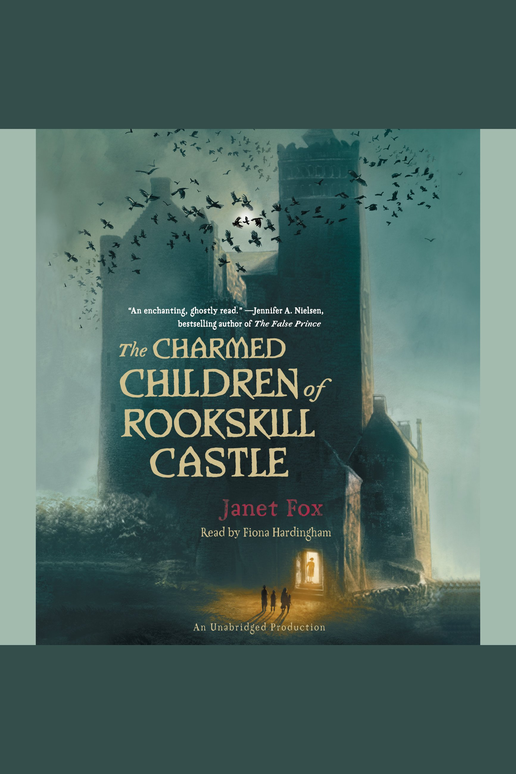 The charmed children of Rookskill Castle cover image