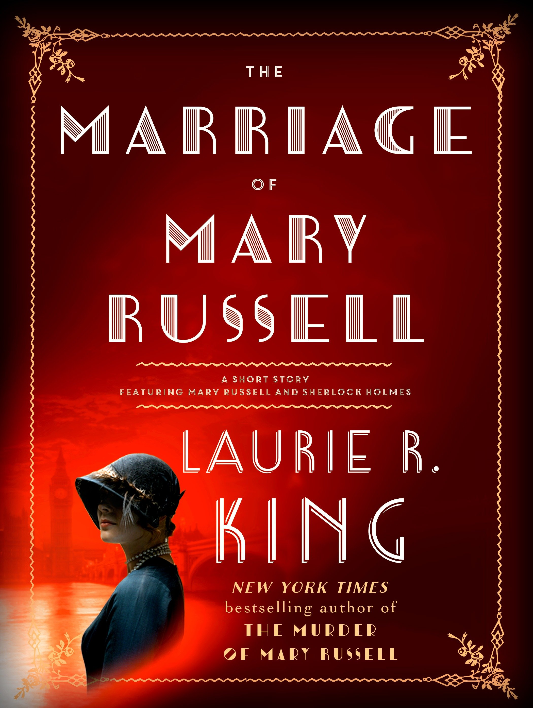 The marriage of Mary Russells a short story featuring Mary Russell and Sherlock Holmes cover image