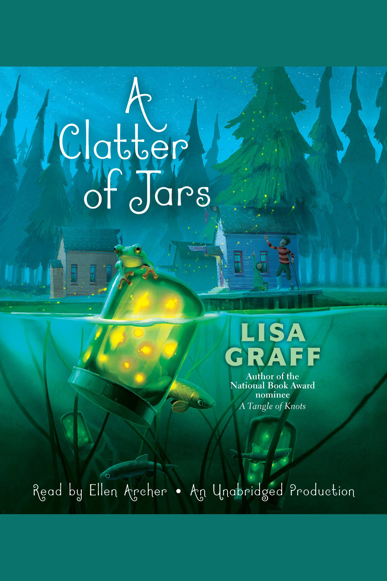 A clatter of jars cover image