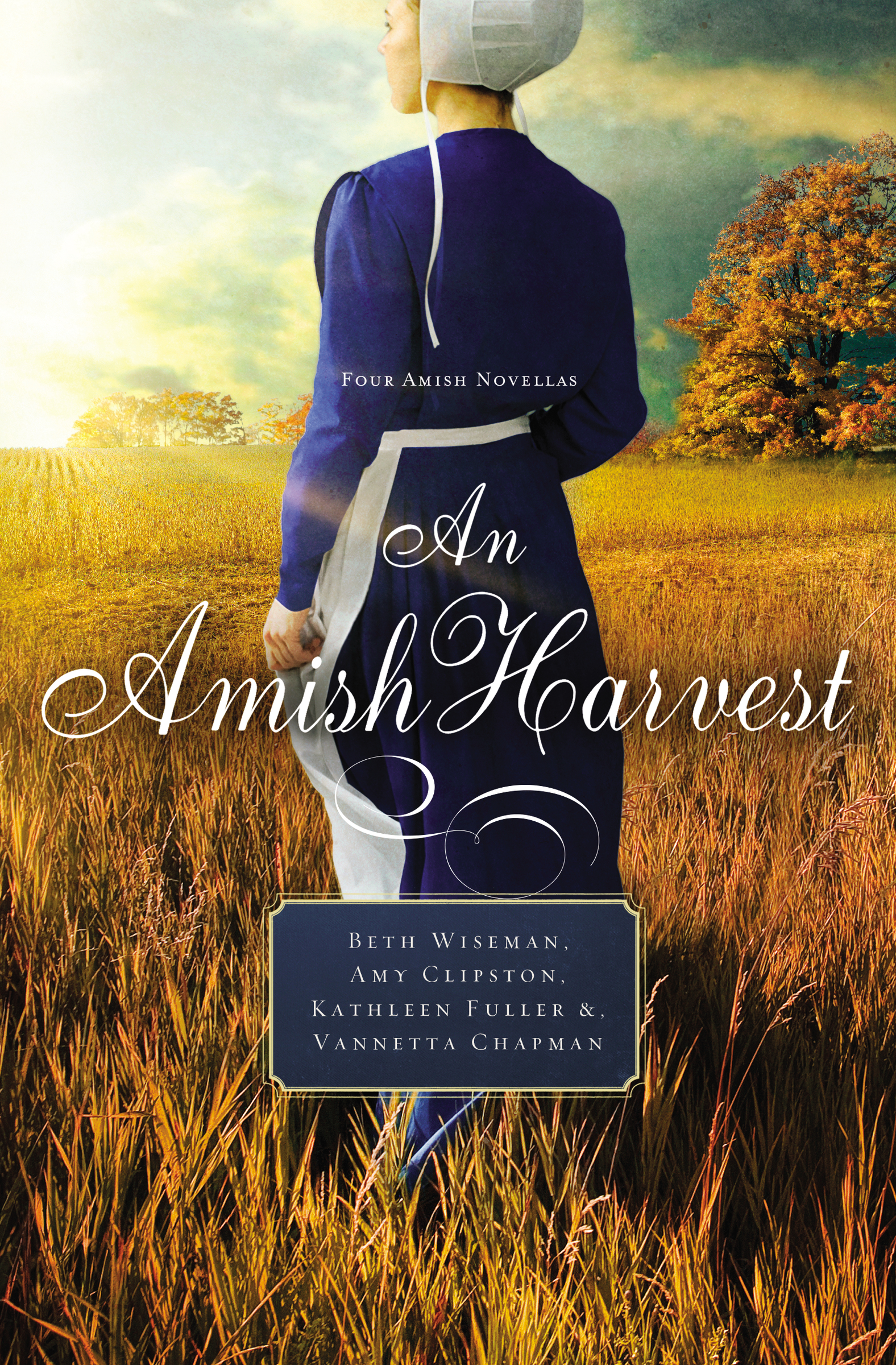 An Amish harvest : four novellas