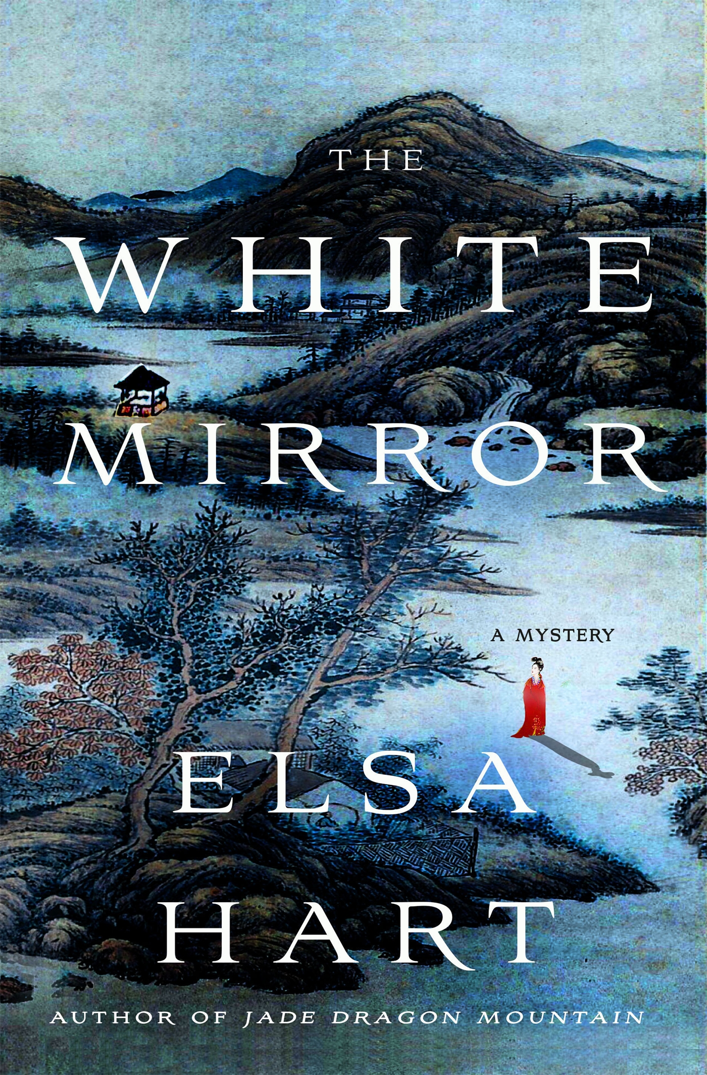 The White Mirror A Mystery