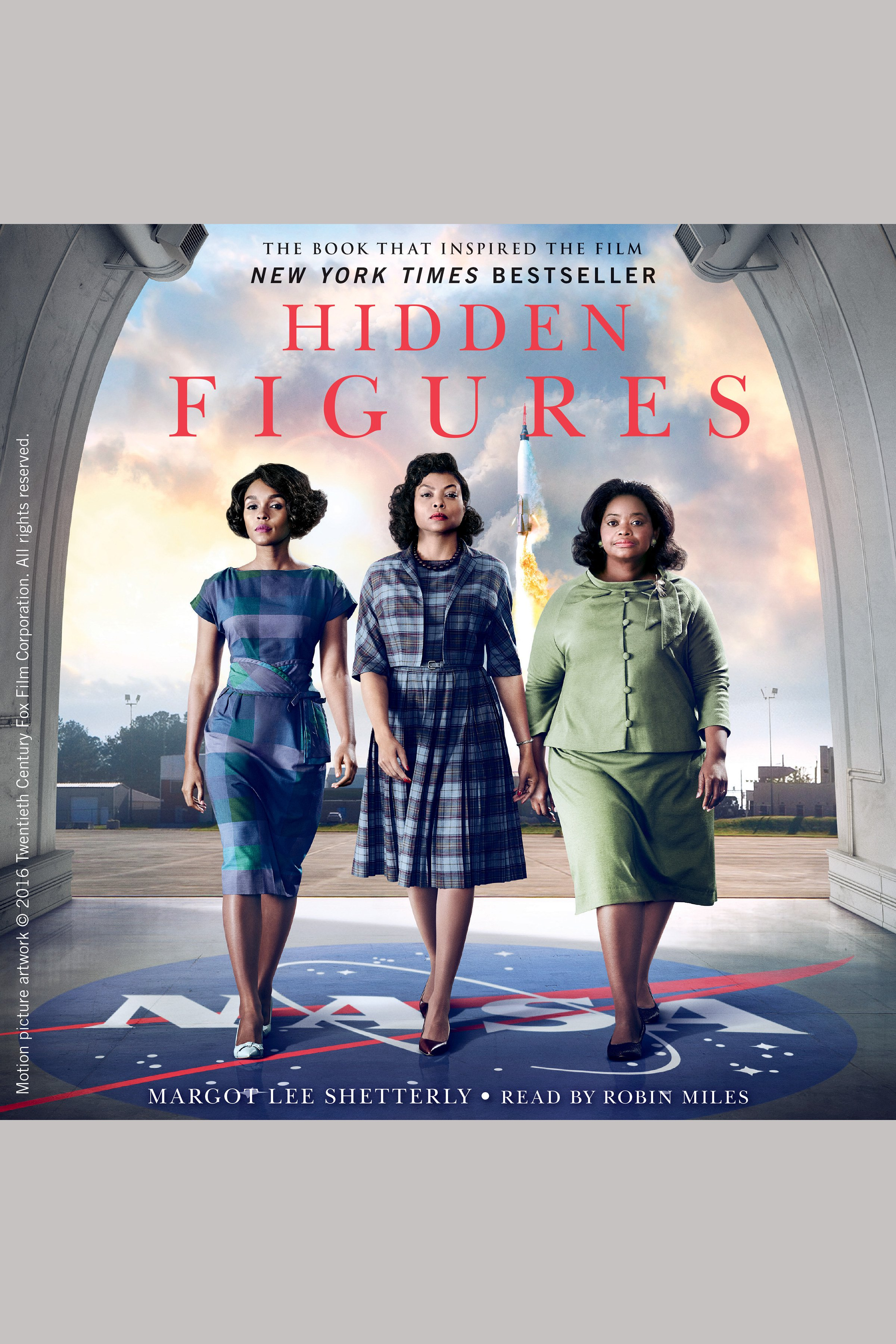 Hidden Figures [AUDIO EBOOK] The American Dream and the Untold Story of the Black Women Mathematicians Who Helped Win the Space Race