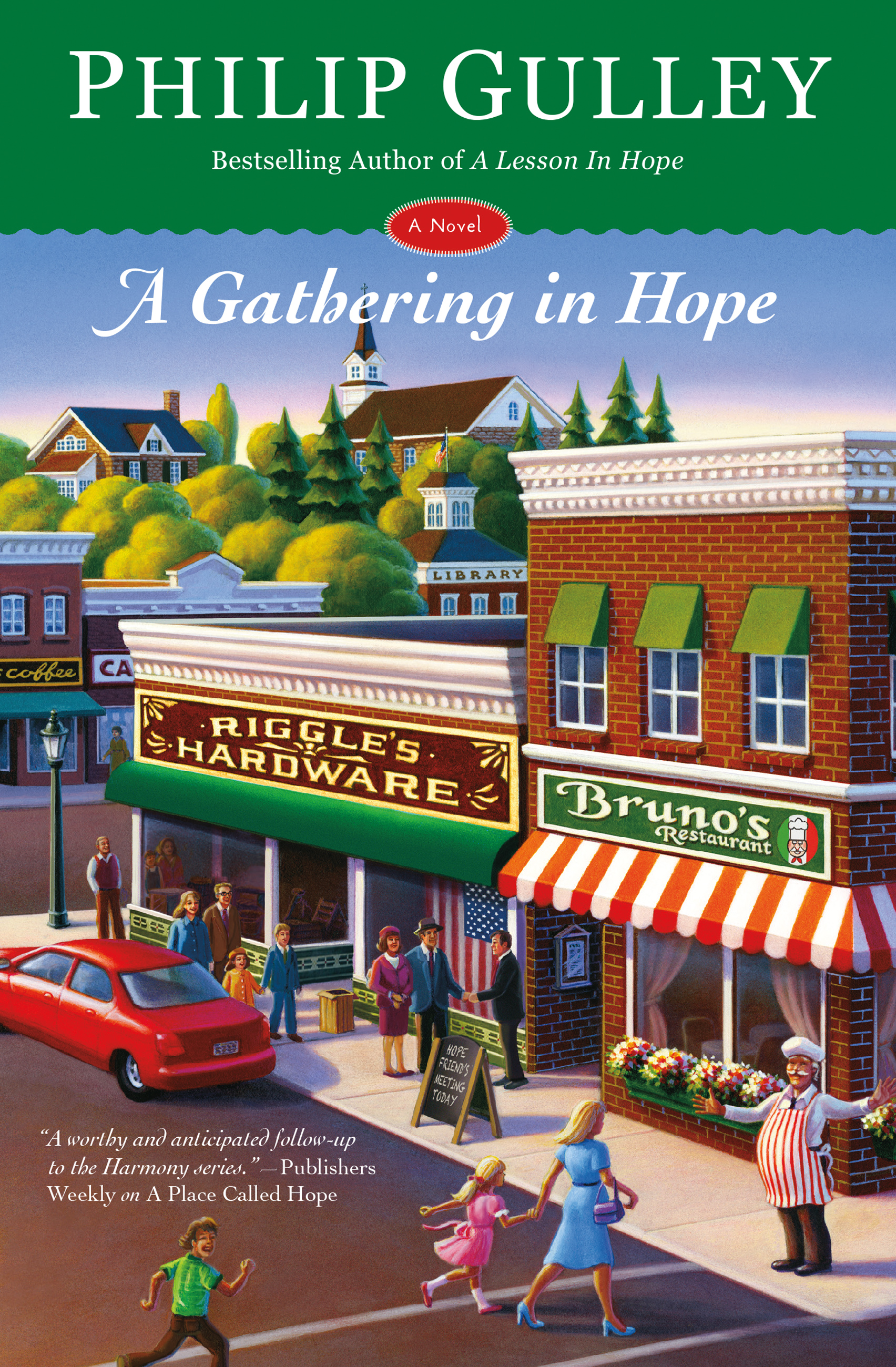 A Gathering in Hope A Novel