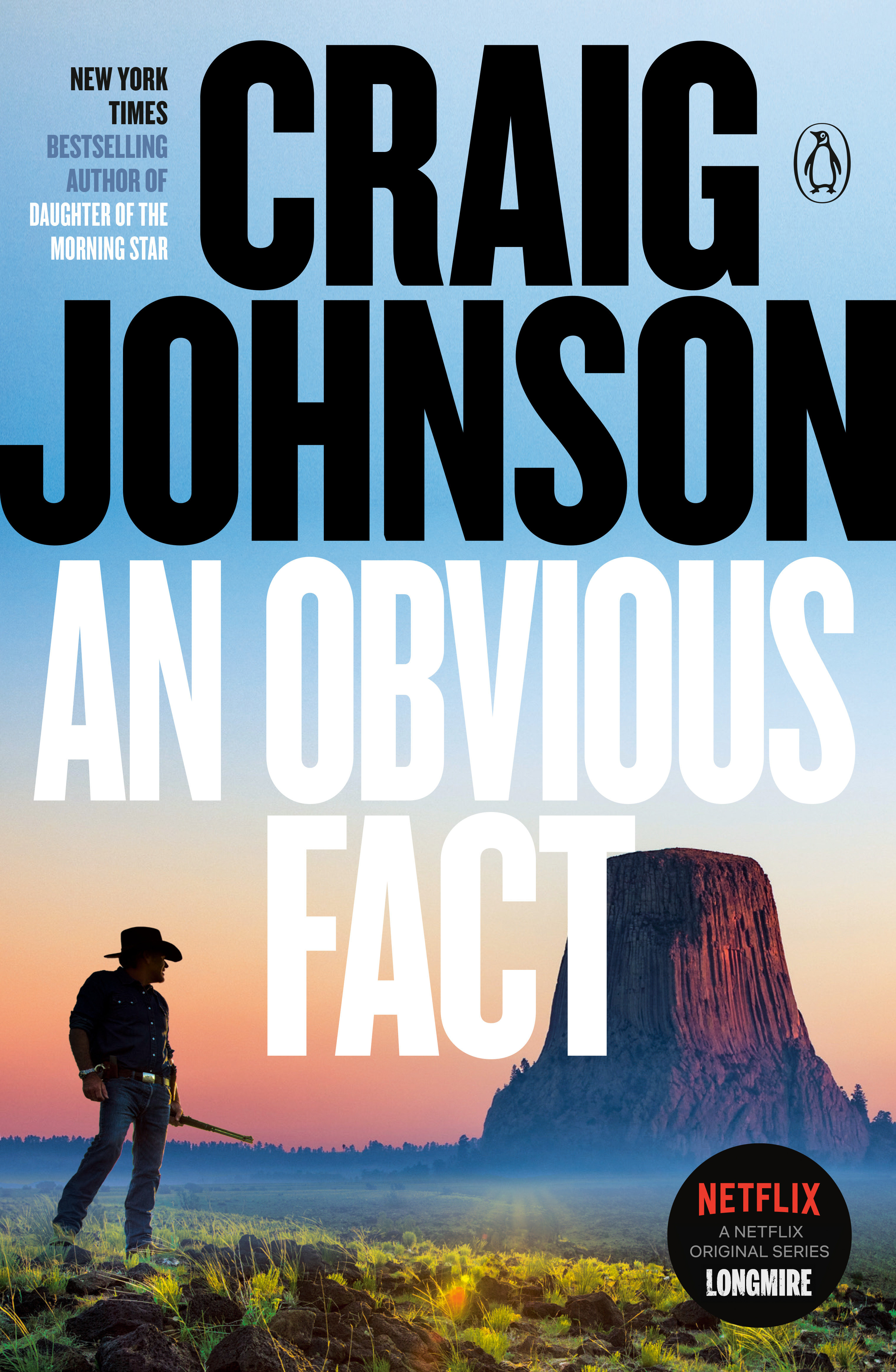 An obvious fact : A Longmire Mystery