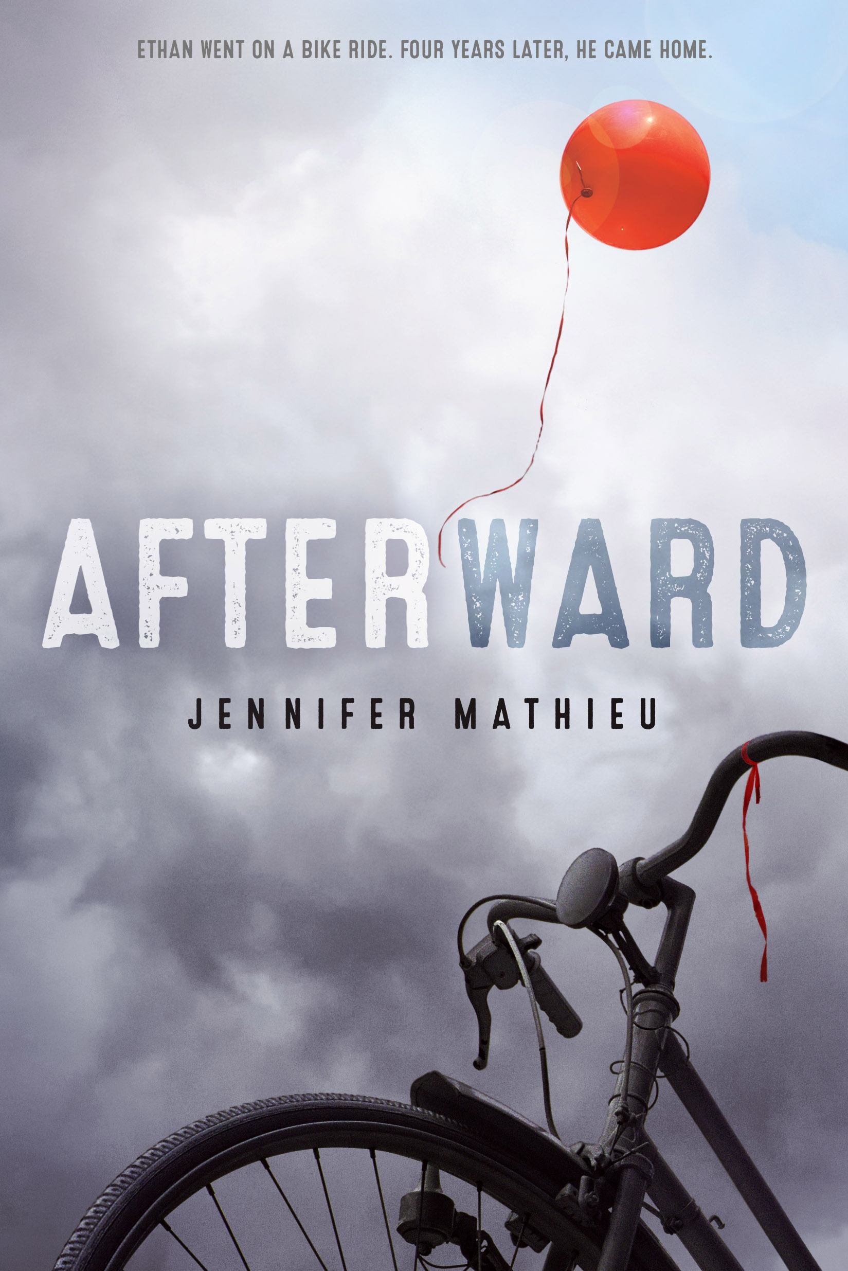 Afterward A Novel