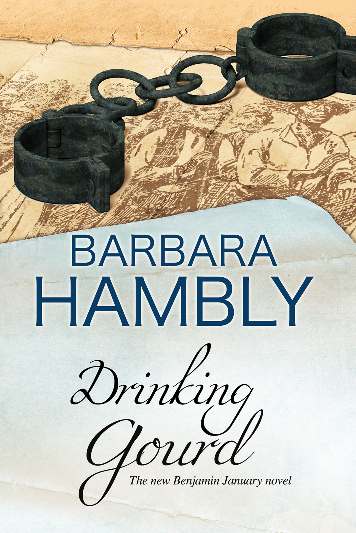 Drinking Gourd A Benjamin January historical mystery