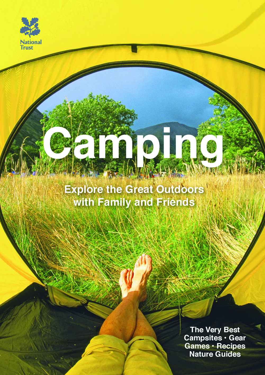 Camping Explore the great outdoors with family and friends