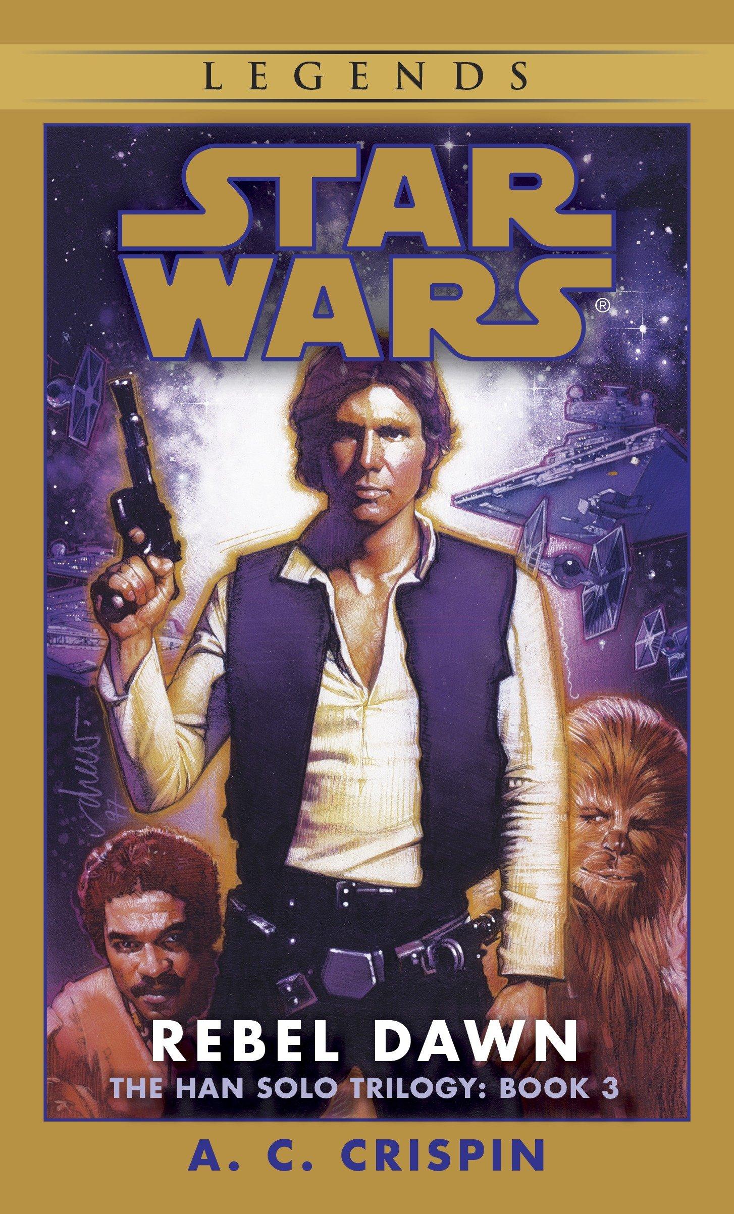 Rebel dawn cover image