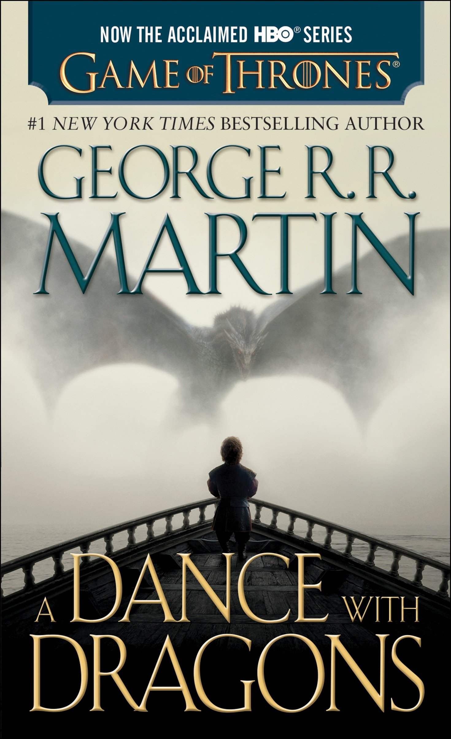 A dance with dragons A Song of Ice and Fire: Book Five cover image